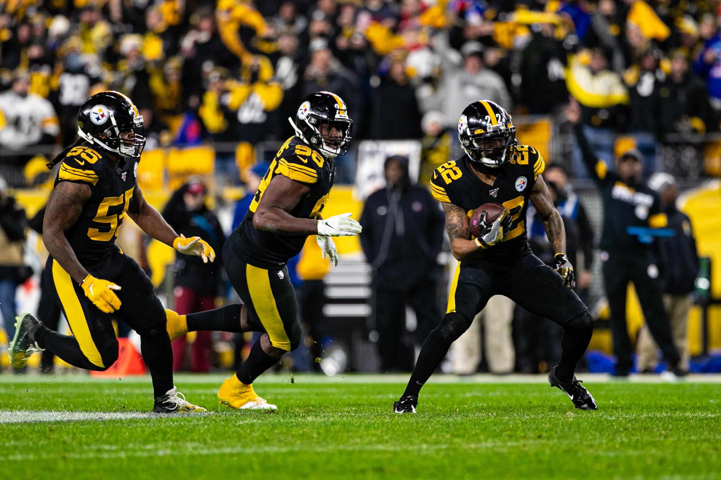 NFL: DEC 15 Bills at Steelers