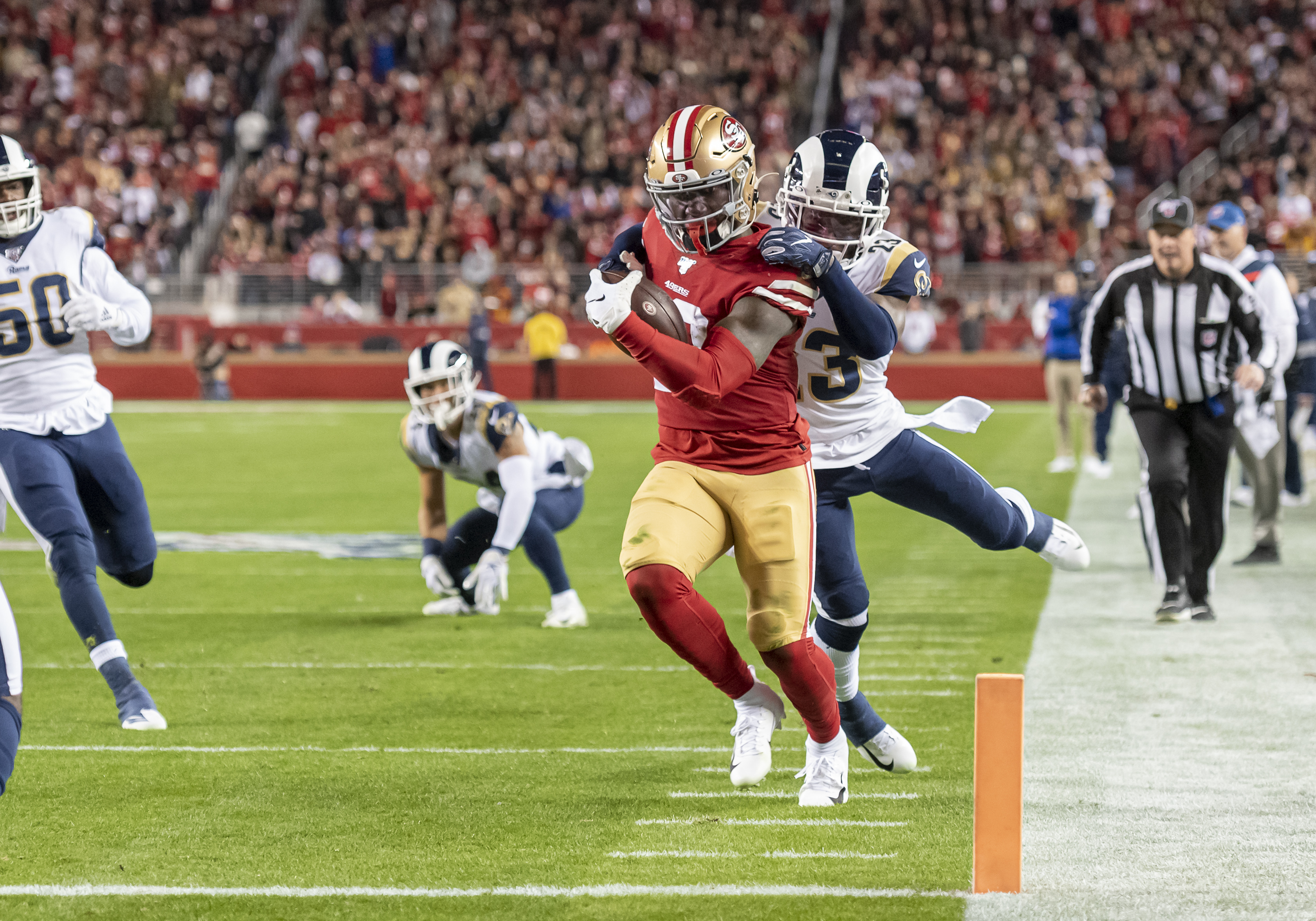 NFL: DEC 22 Rams at 49ers