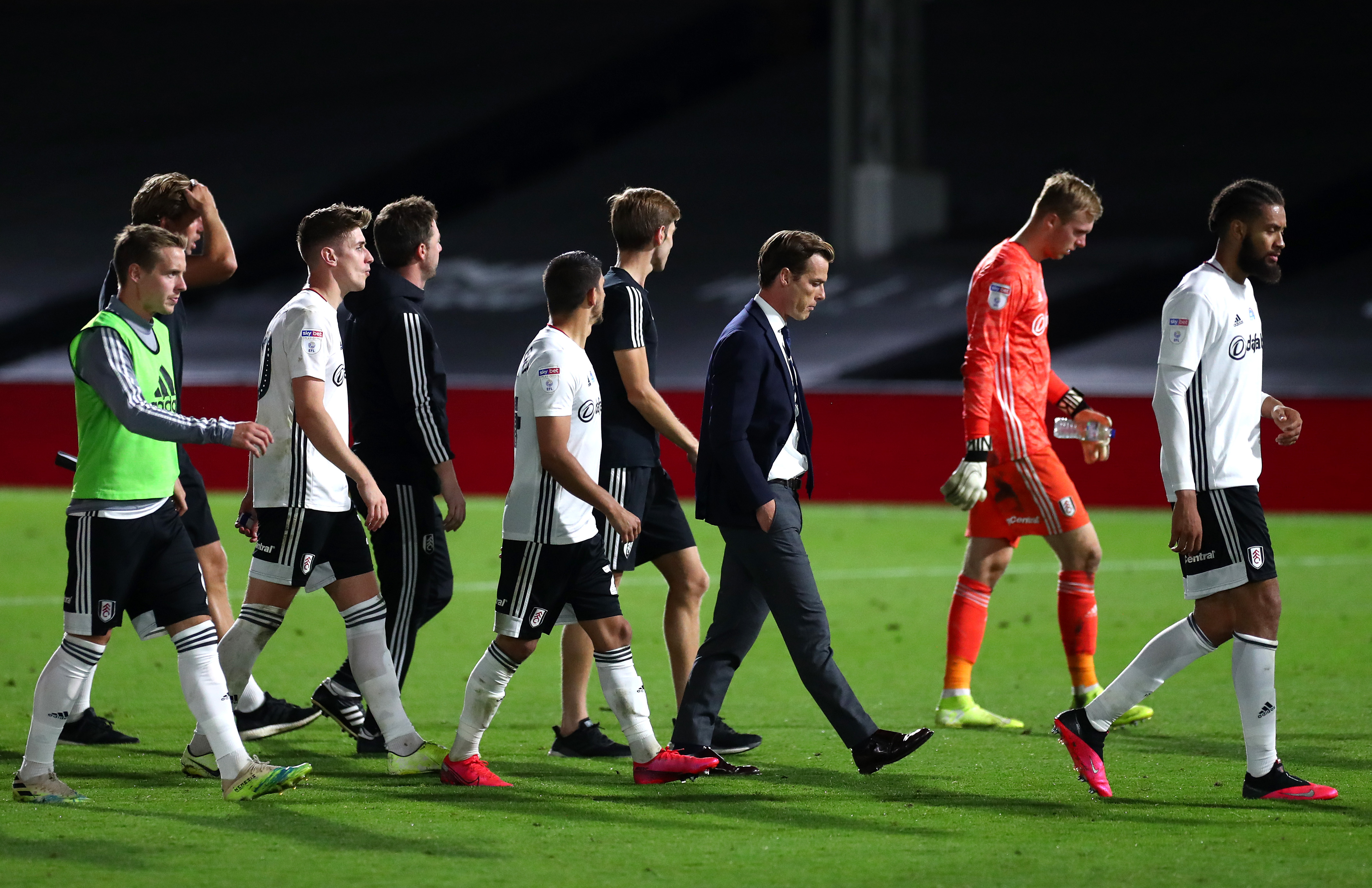 Fulham v Cardiff City - Sky Bet Championship Play Off Semi-final 2nd Leg