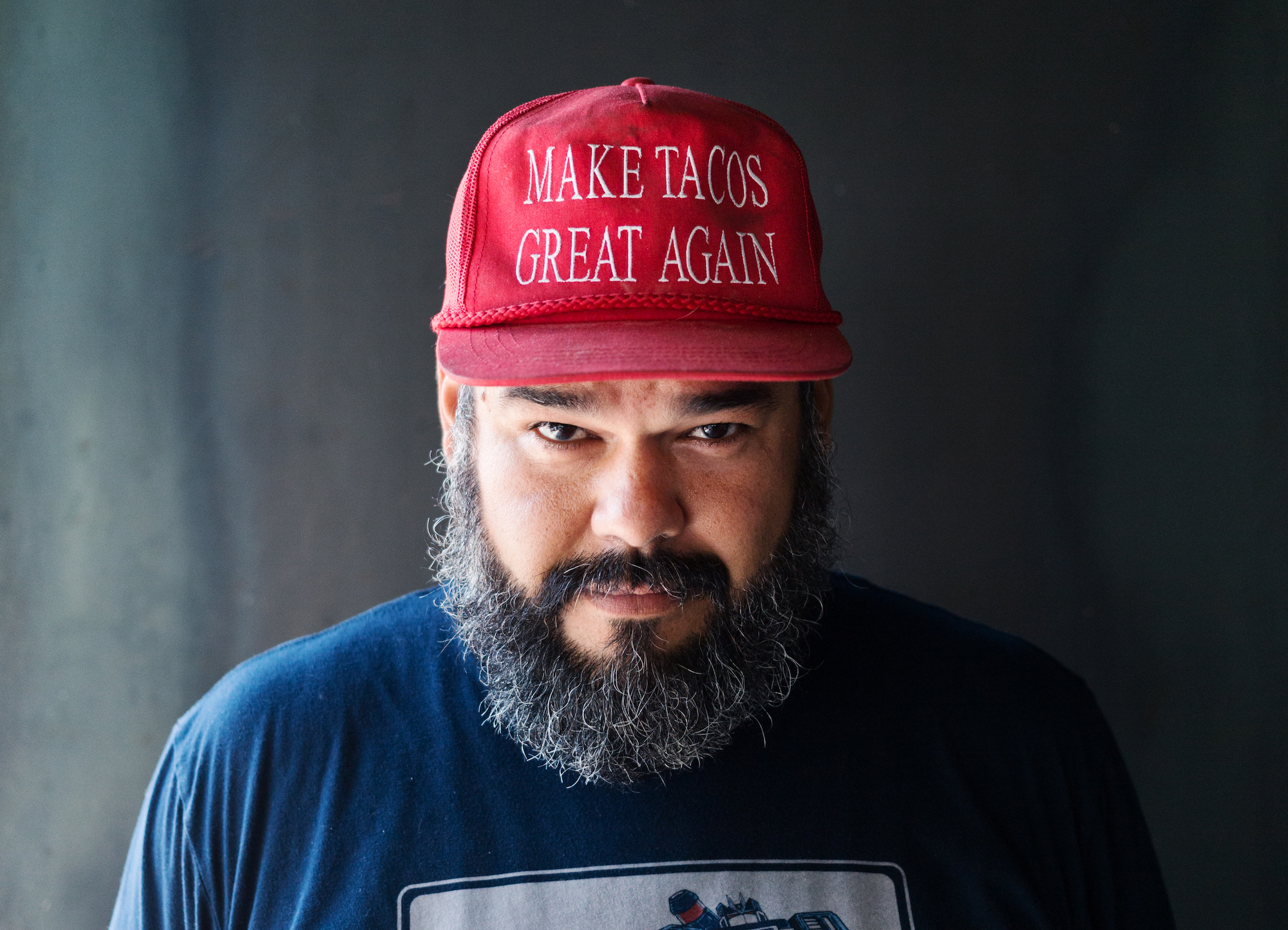 Chef Wes Avila in Los Angeles, California