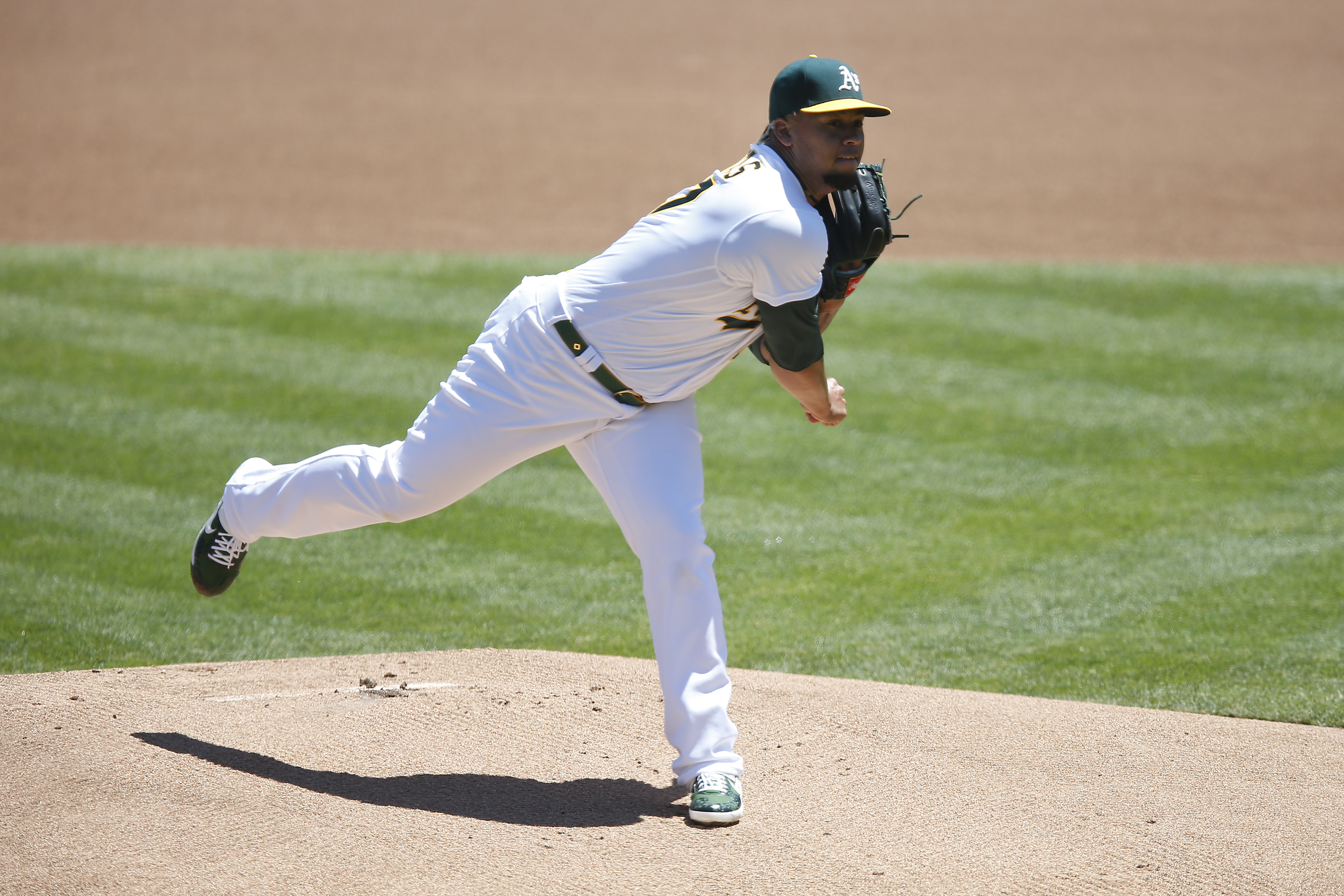 Colorado Rockies v Oakland Athletics