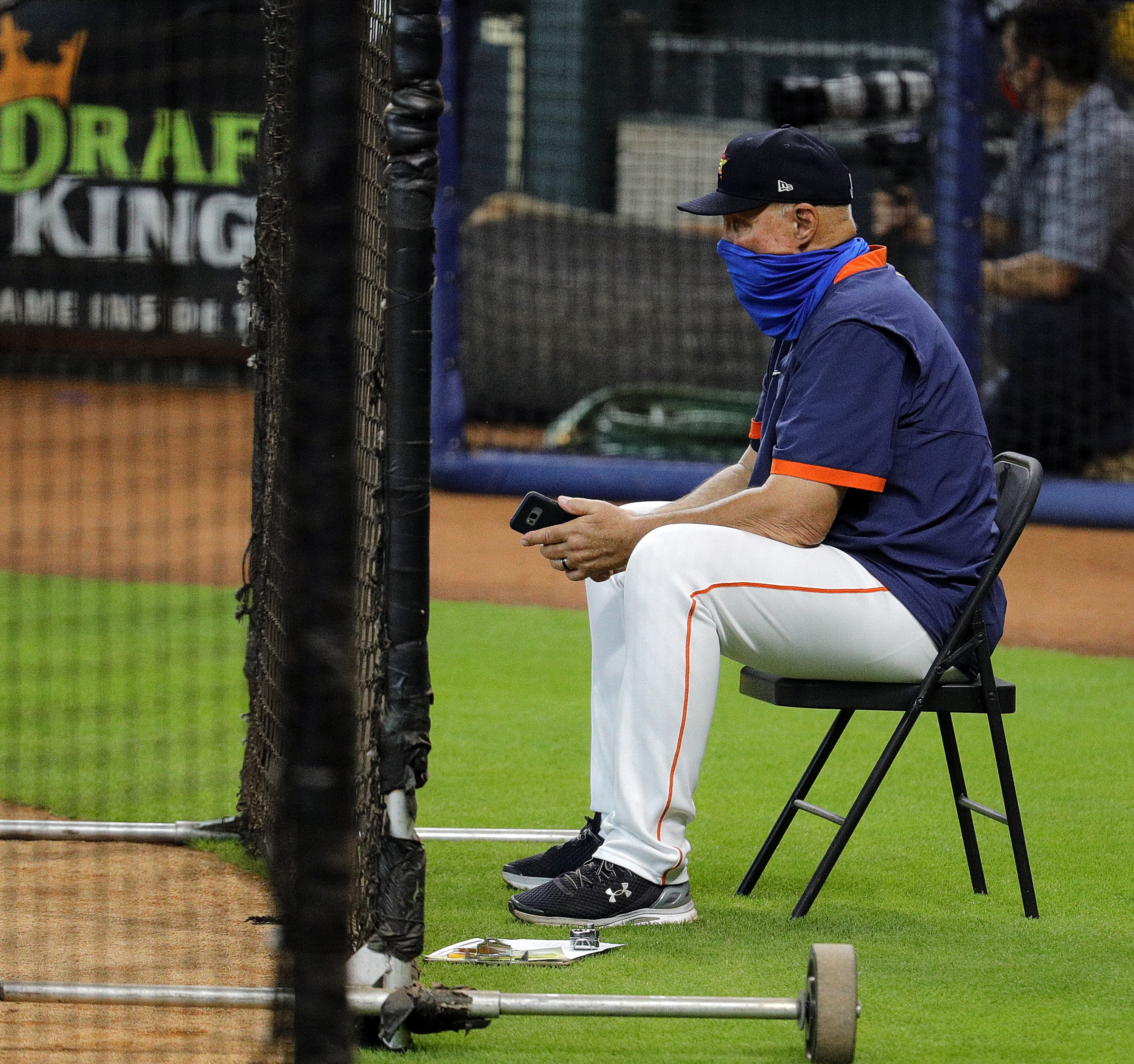 Brent Strom, Astro Pitching Coach