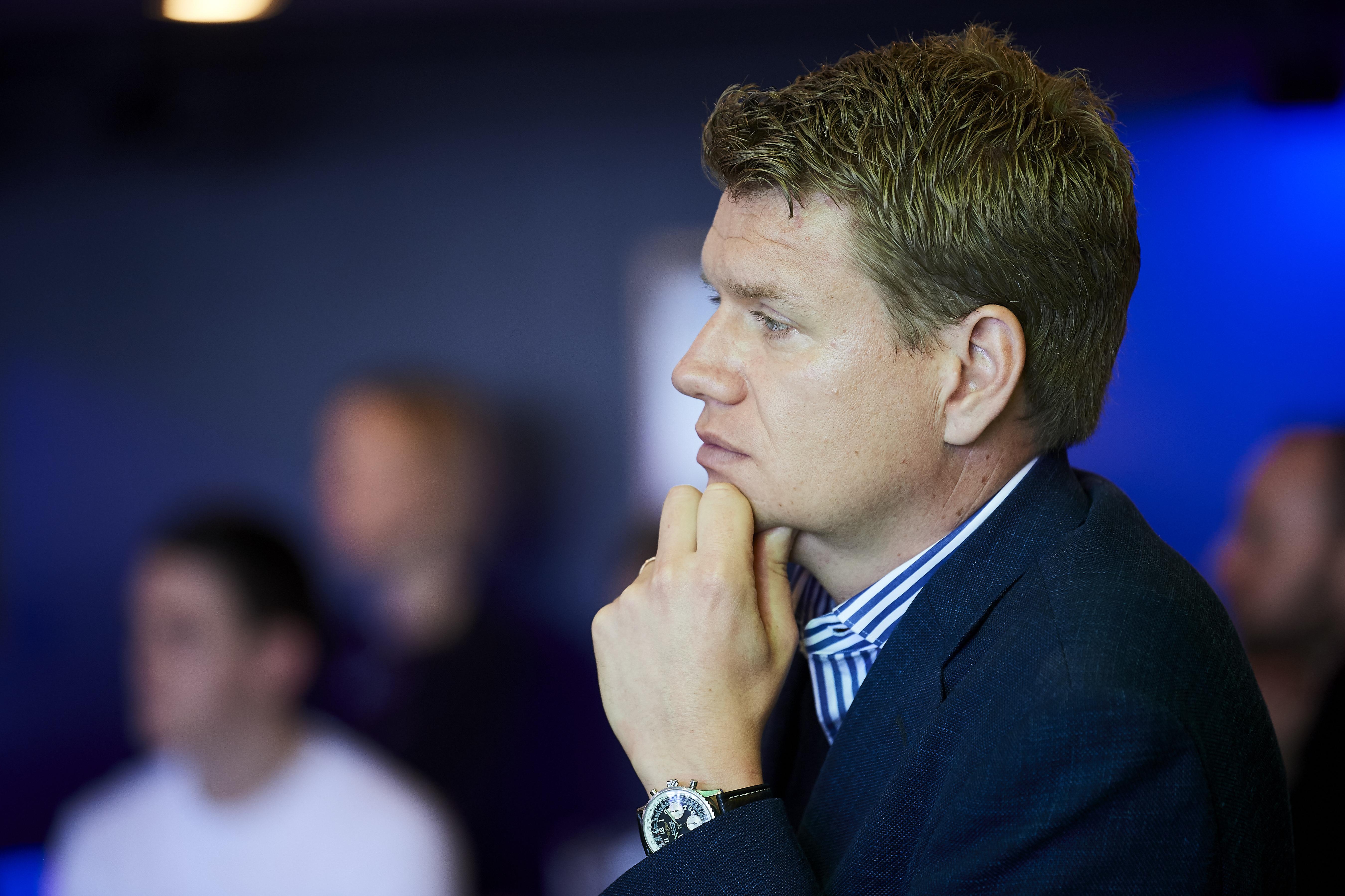 FC Copenhagen Parken Sport and Entertainment Press Conference