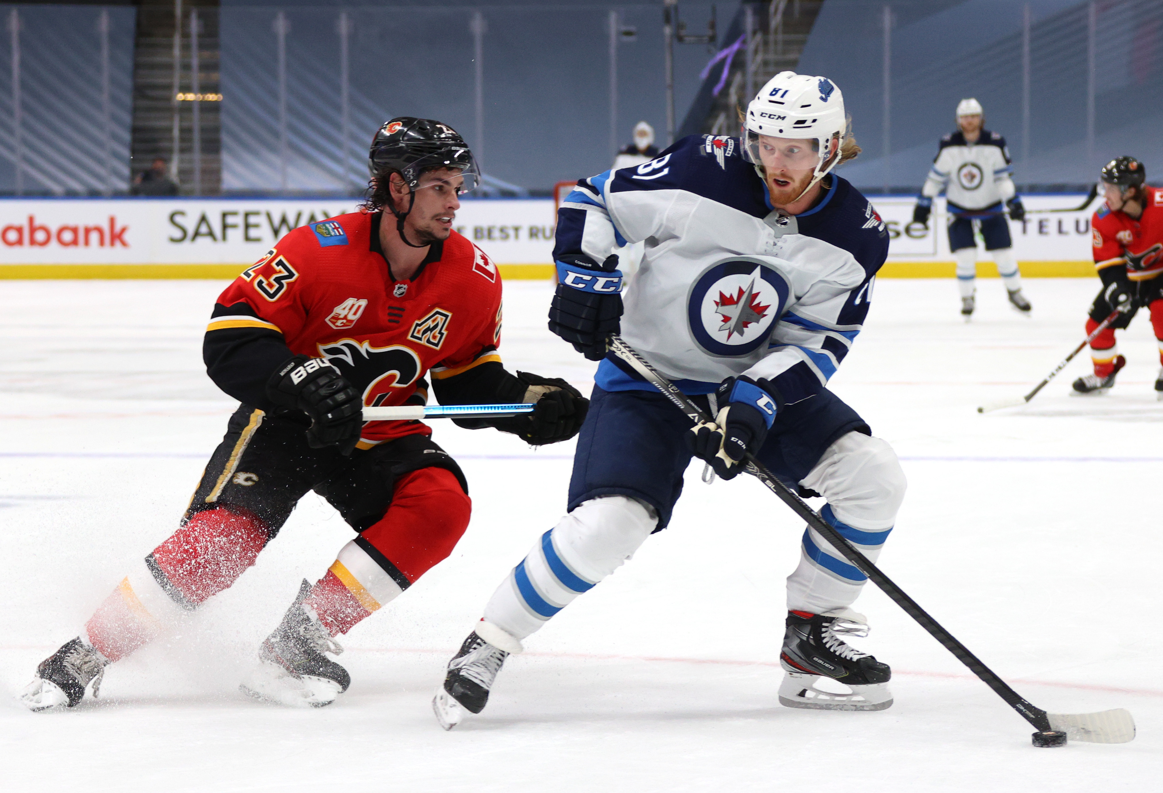 Winnipeg Jets v Calgary Flames - Game Two