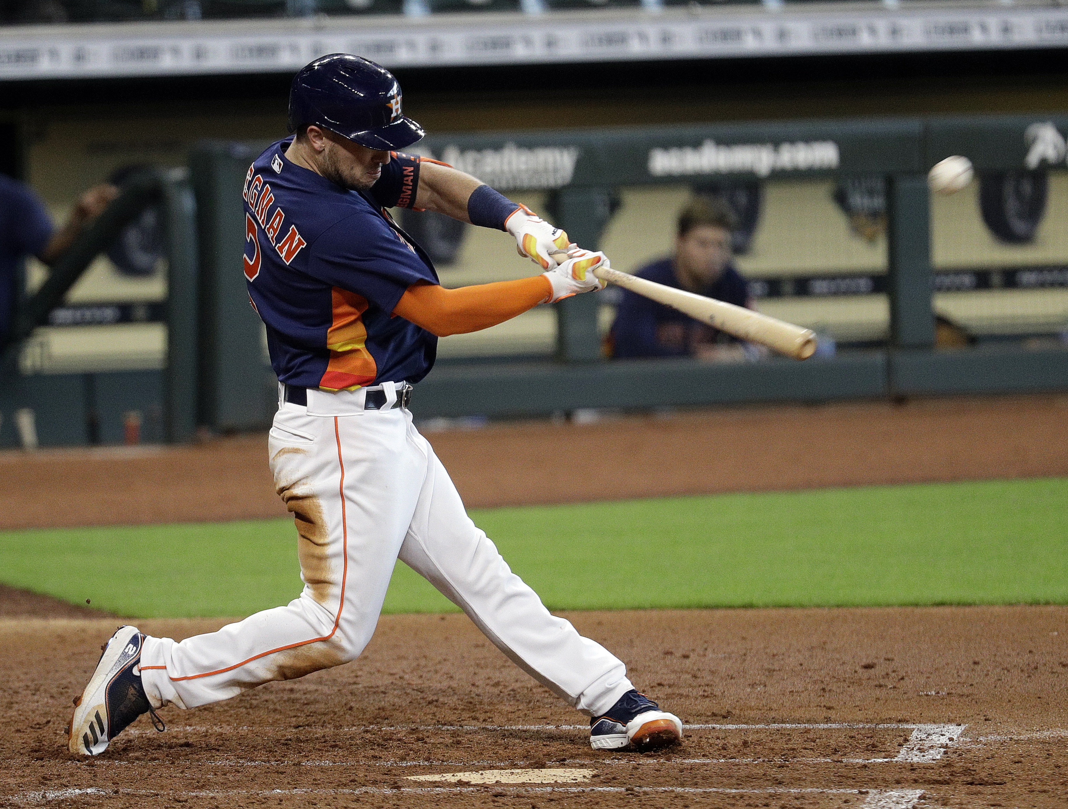 Houston Astros Summer Workouts