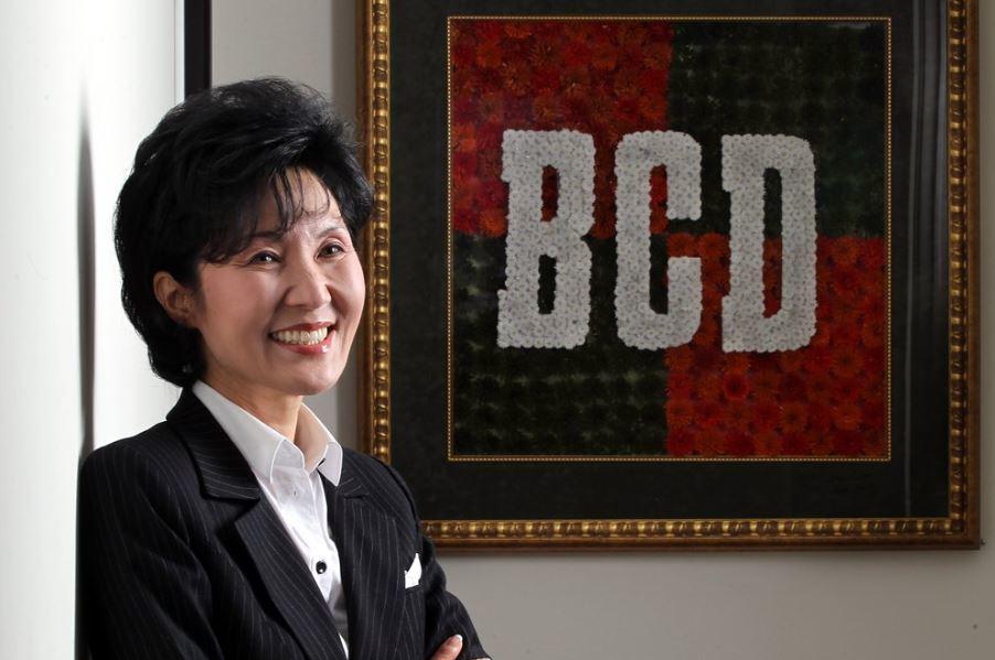 Hee Sook Lee, founder of BCD Tofu House.