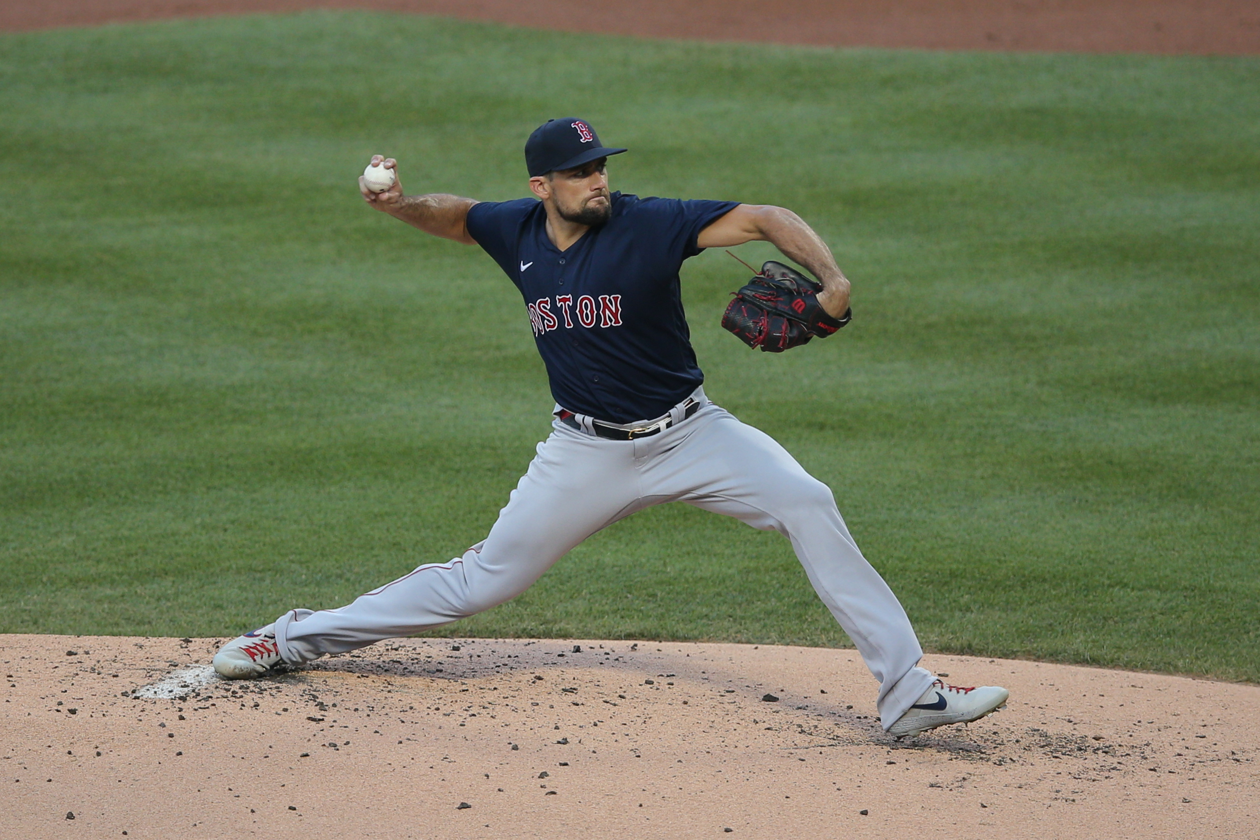 MLB: Boston Red Sox at New York Mets