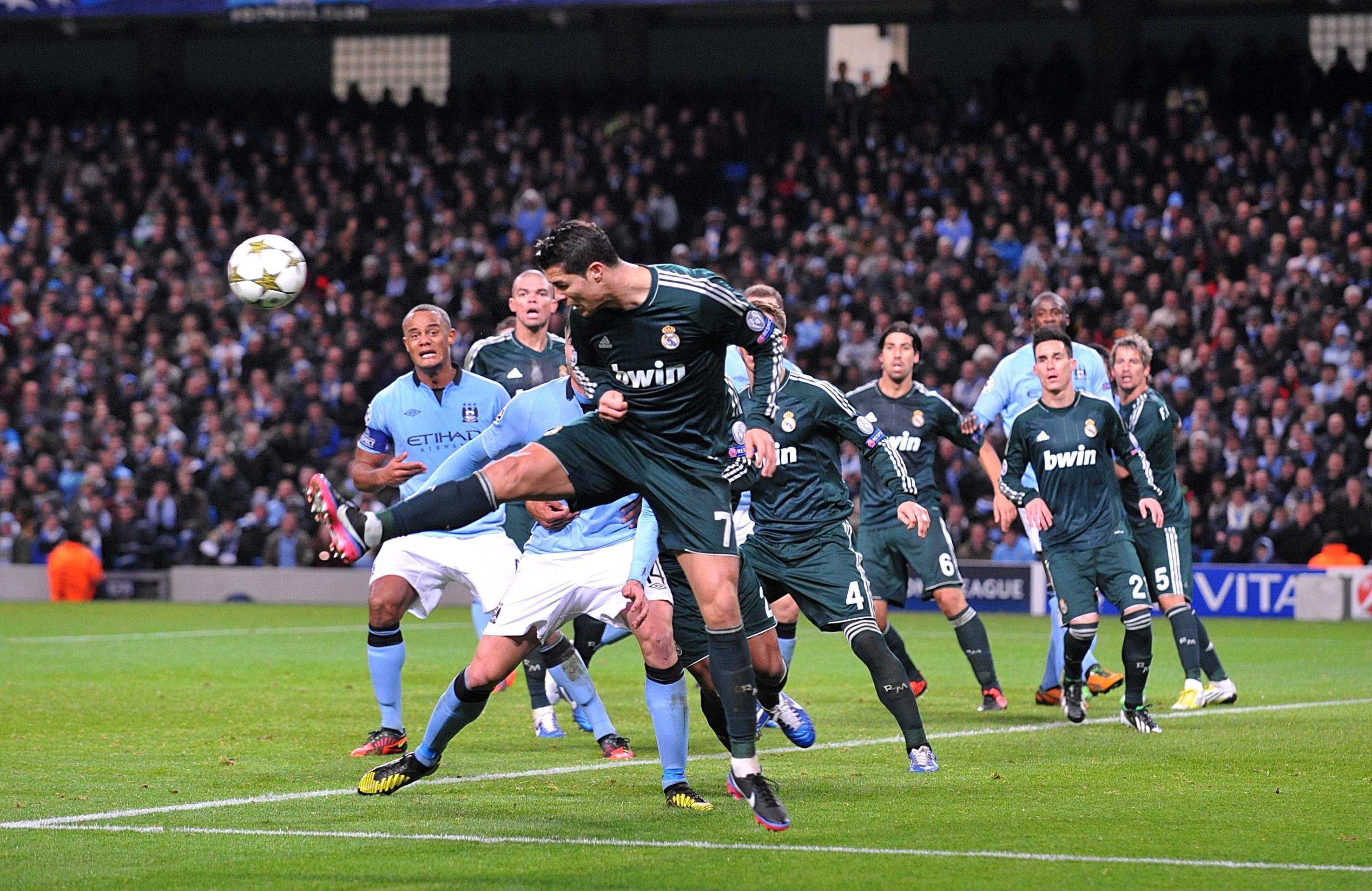 Soccer - UEFA Champions League - Group D - Manchester City v Real Madrid - Etihad Stadium