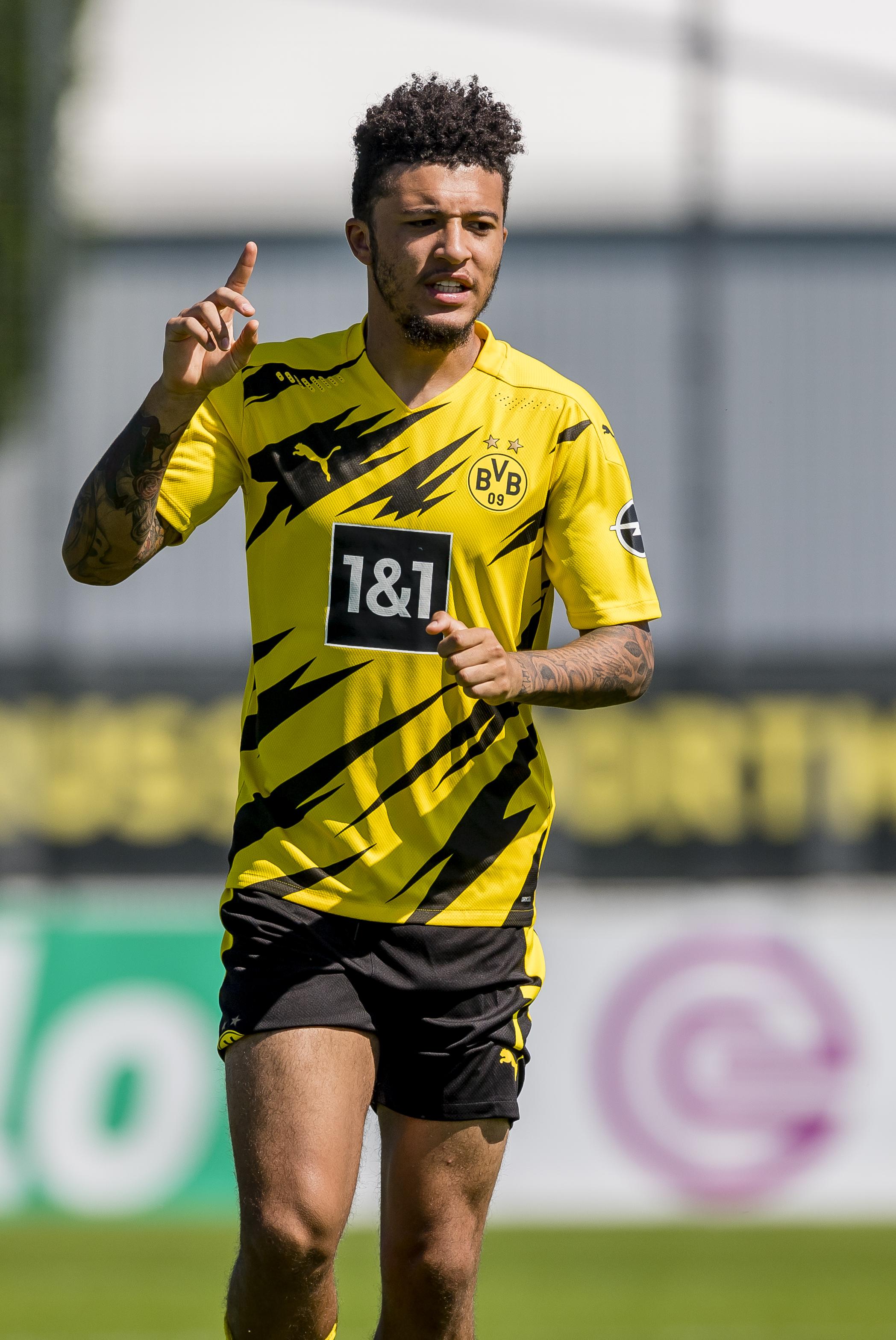 Borussia Dortmund New Kit Single Player Action