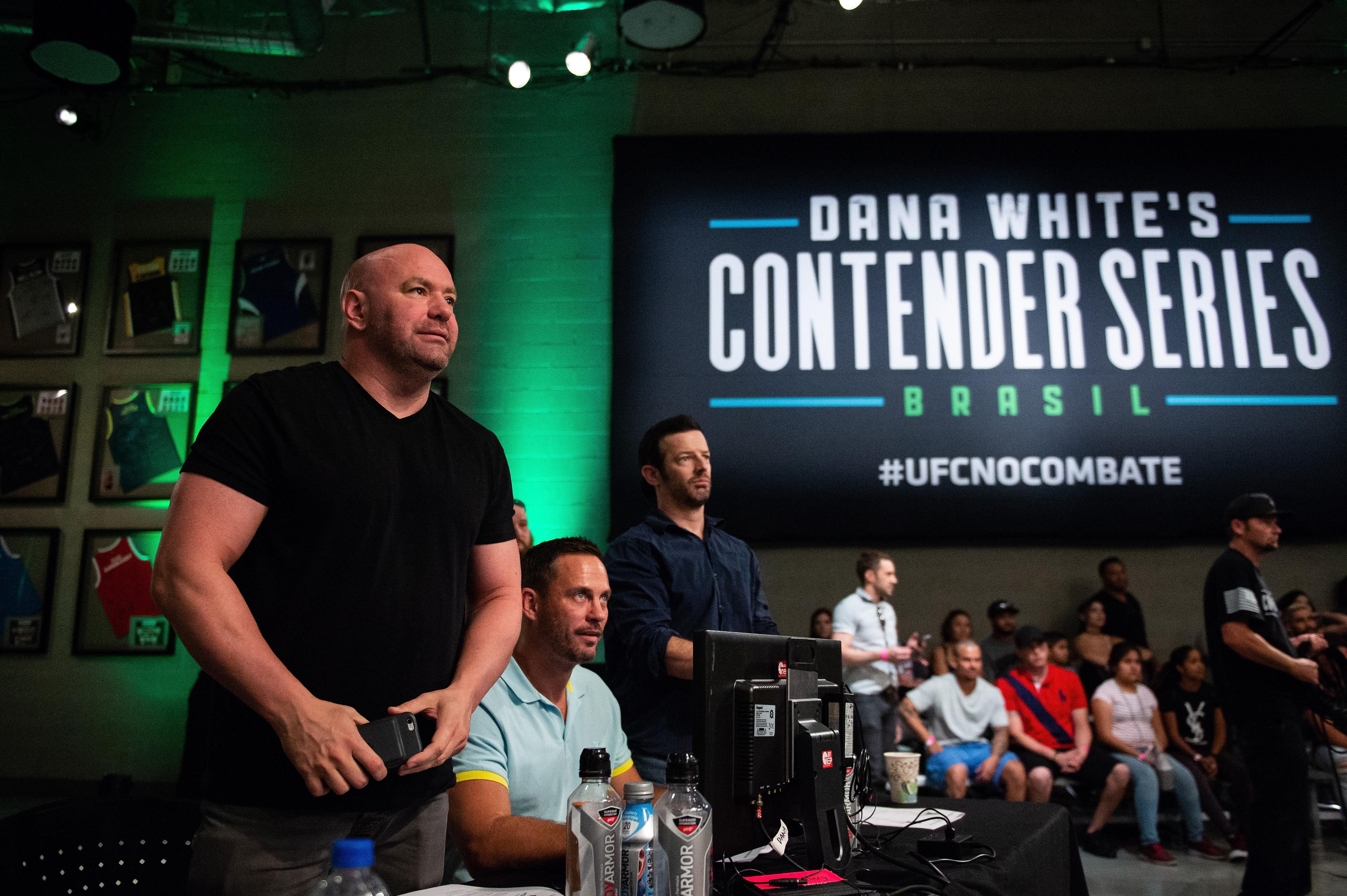 Dana White's Contender Series Brazil: