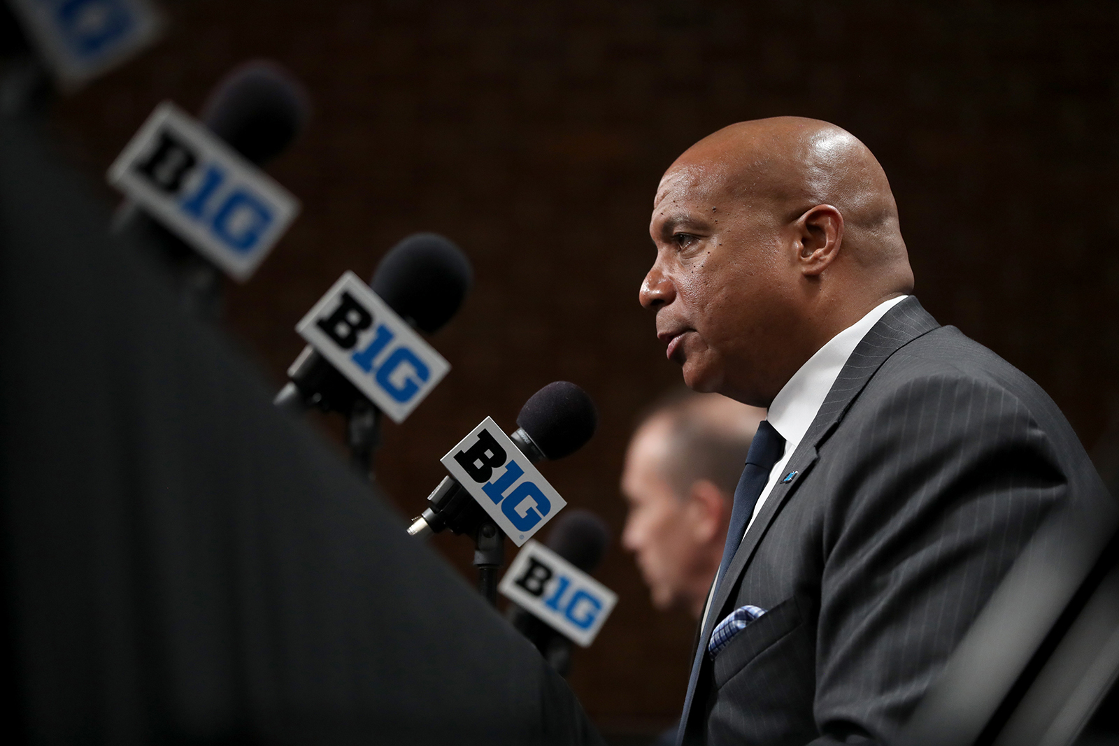 Big Ten athletes and coaches now get free access to the Calm app making good on Commissioner Kevin Warren's commitment to mental health