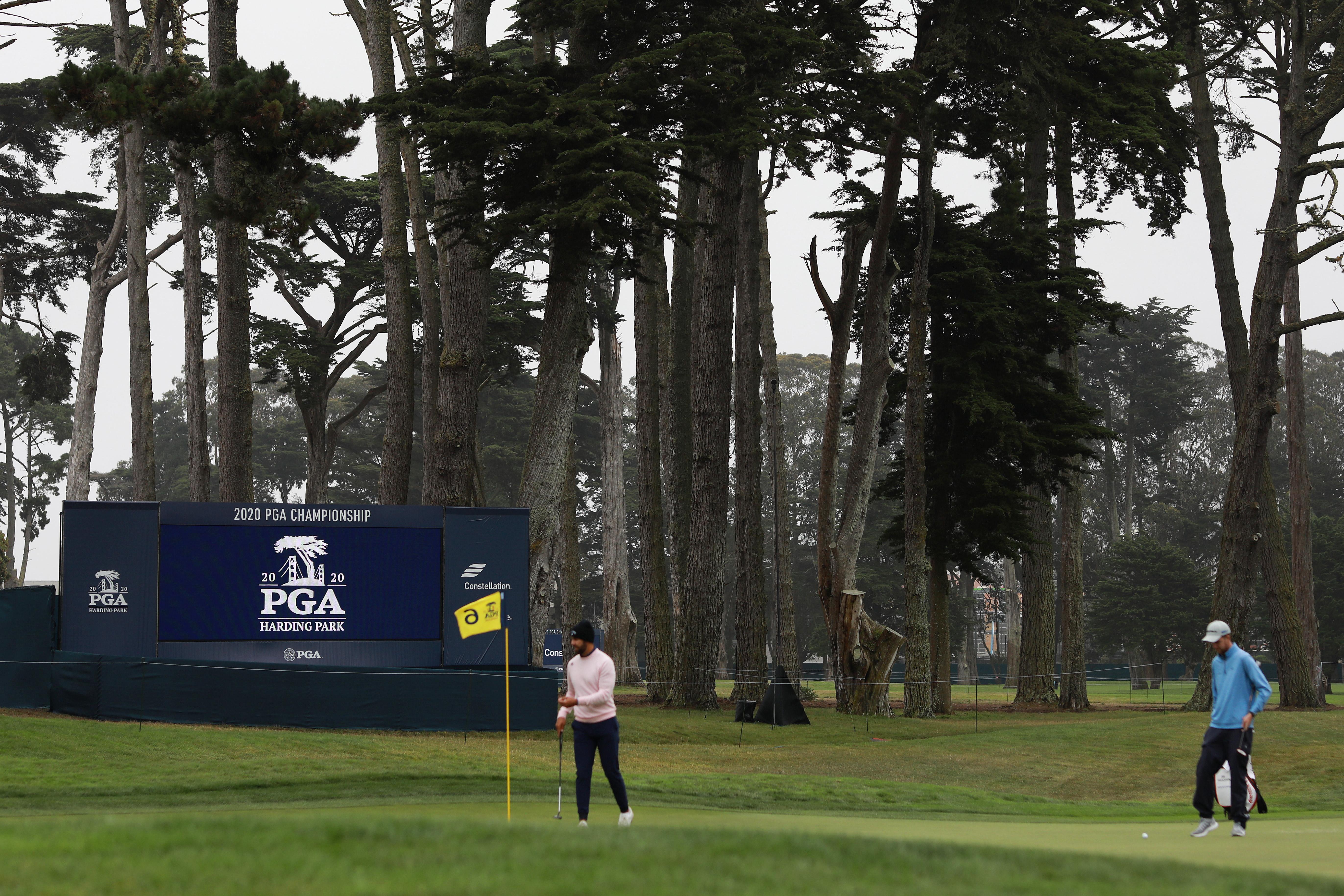PGA Championship - Preview Day 2
