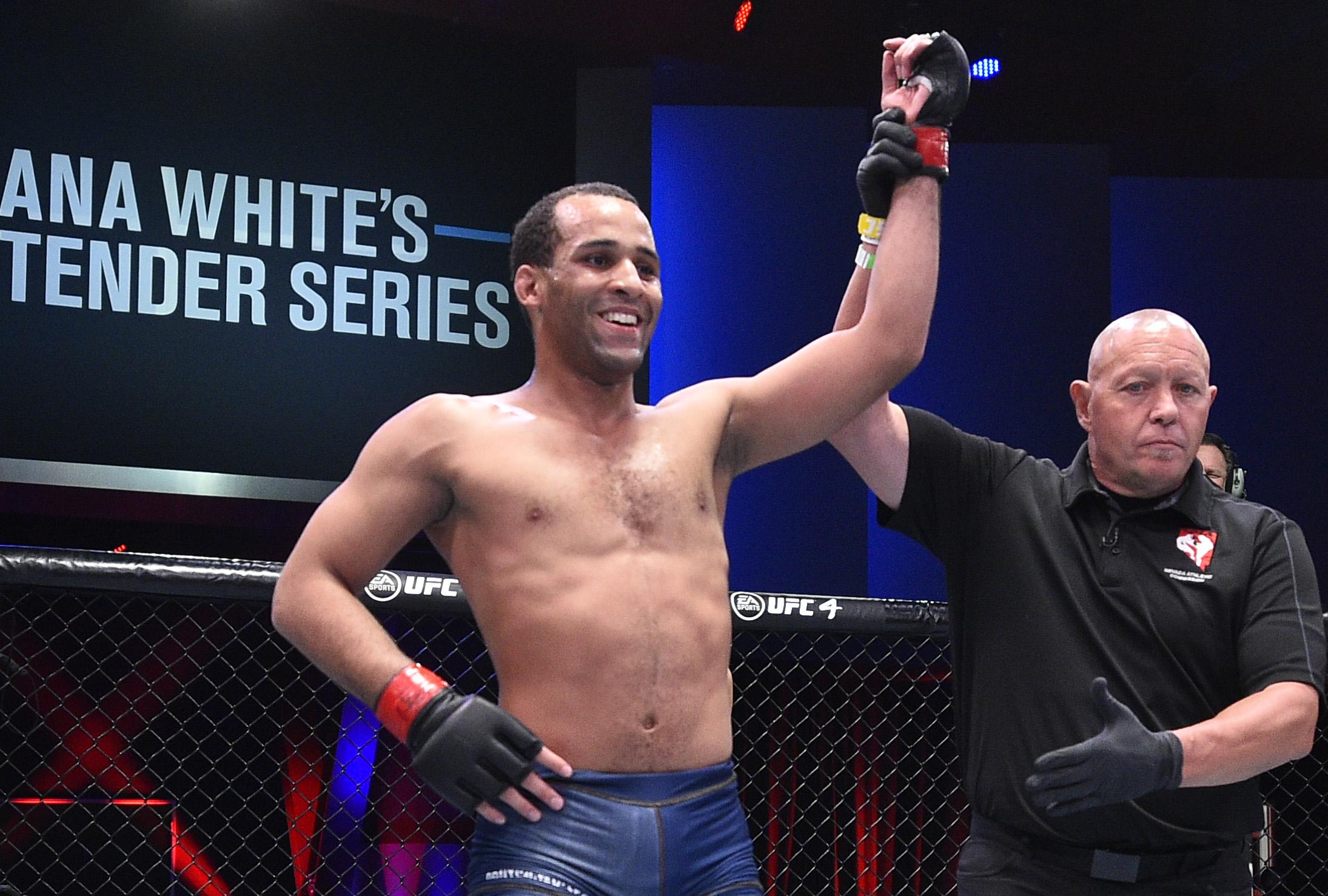 Dana White's Contender Series - Leavitt v Flores
