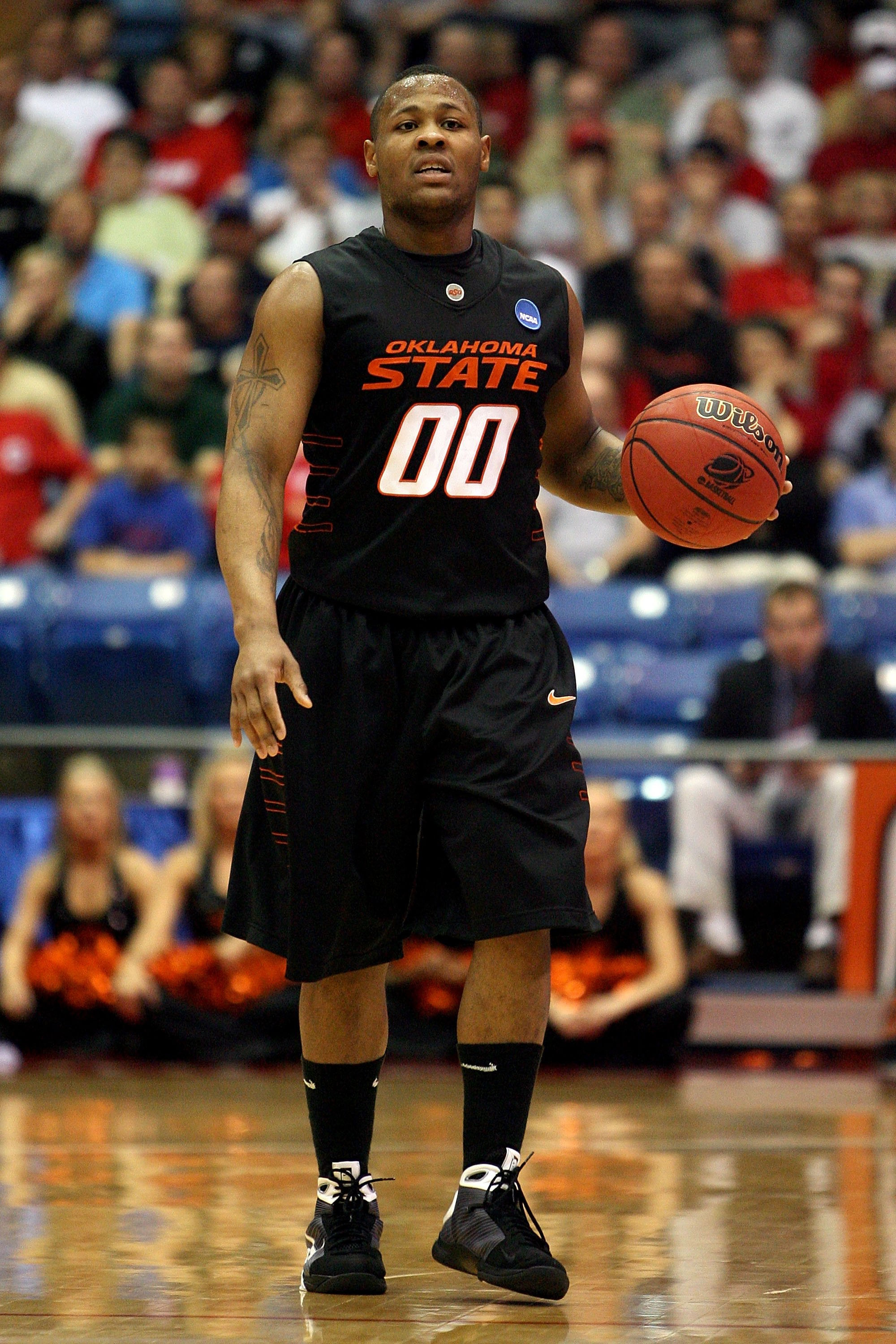 NCAA Second Round: Oklahoma State Cowboys v Pittsburgh Panthers