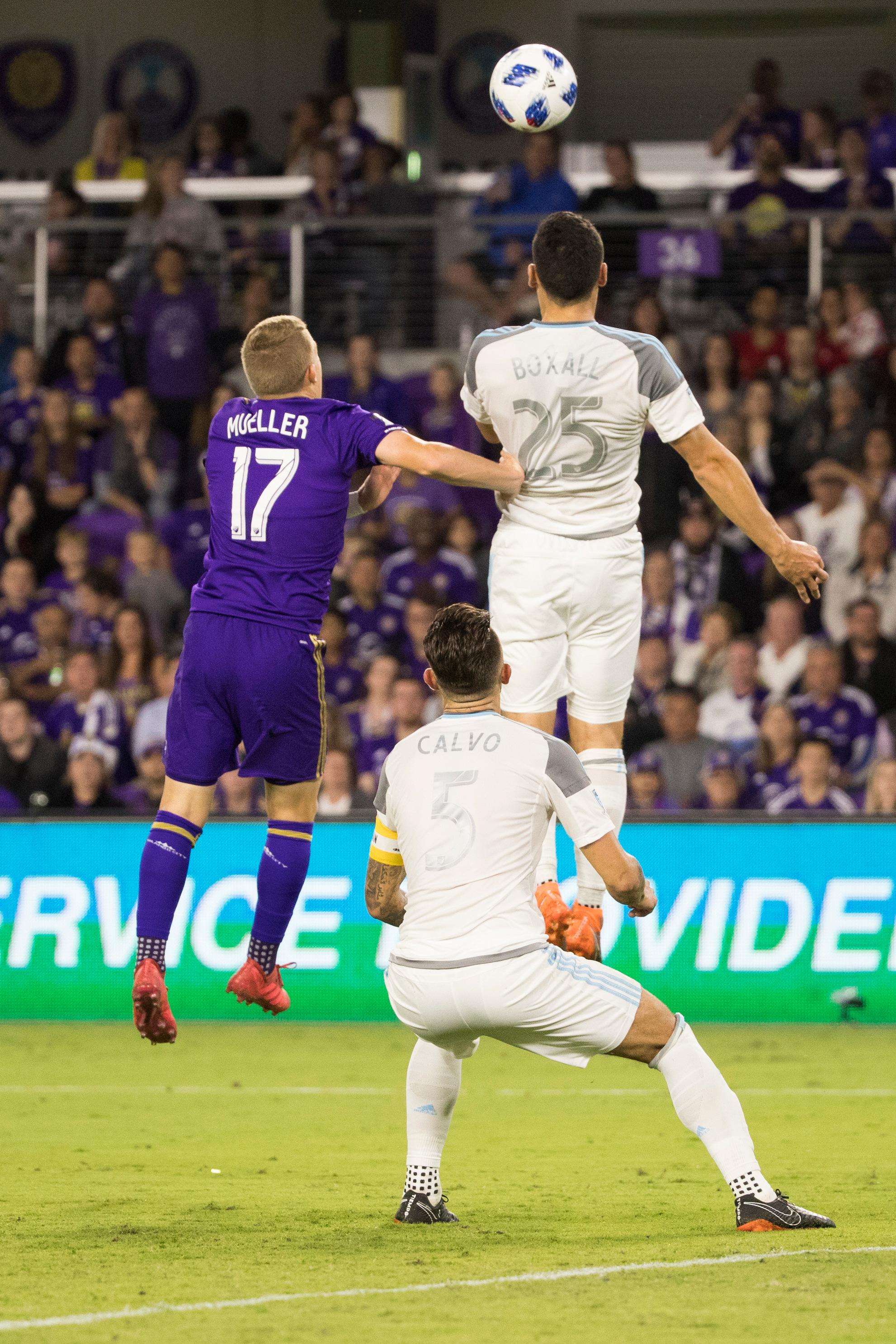 SOCCER: MAR 10 MLS - Minnesota United FC at Orlando City SC