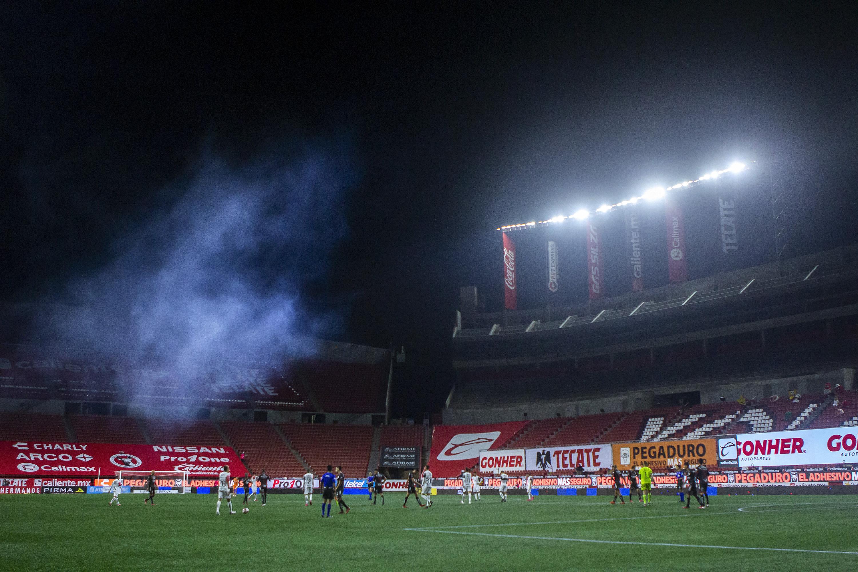 Tijuana v Atlas - Torneo Guard1anes 2020 Liga MX
