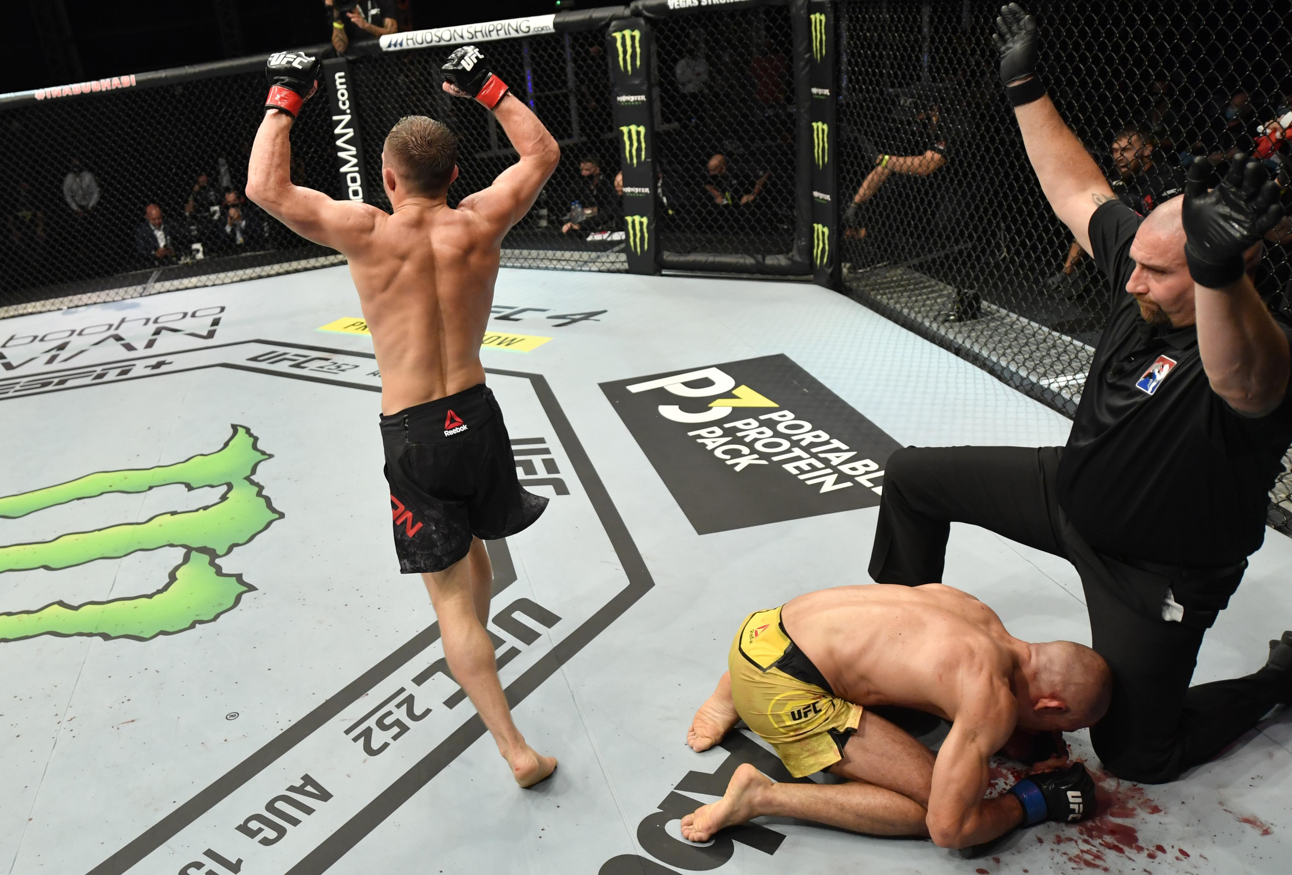UFC 251: Yan v Aldo