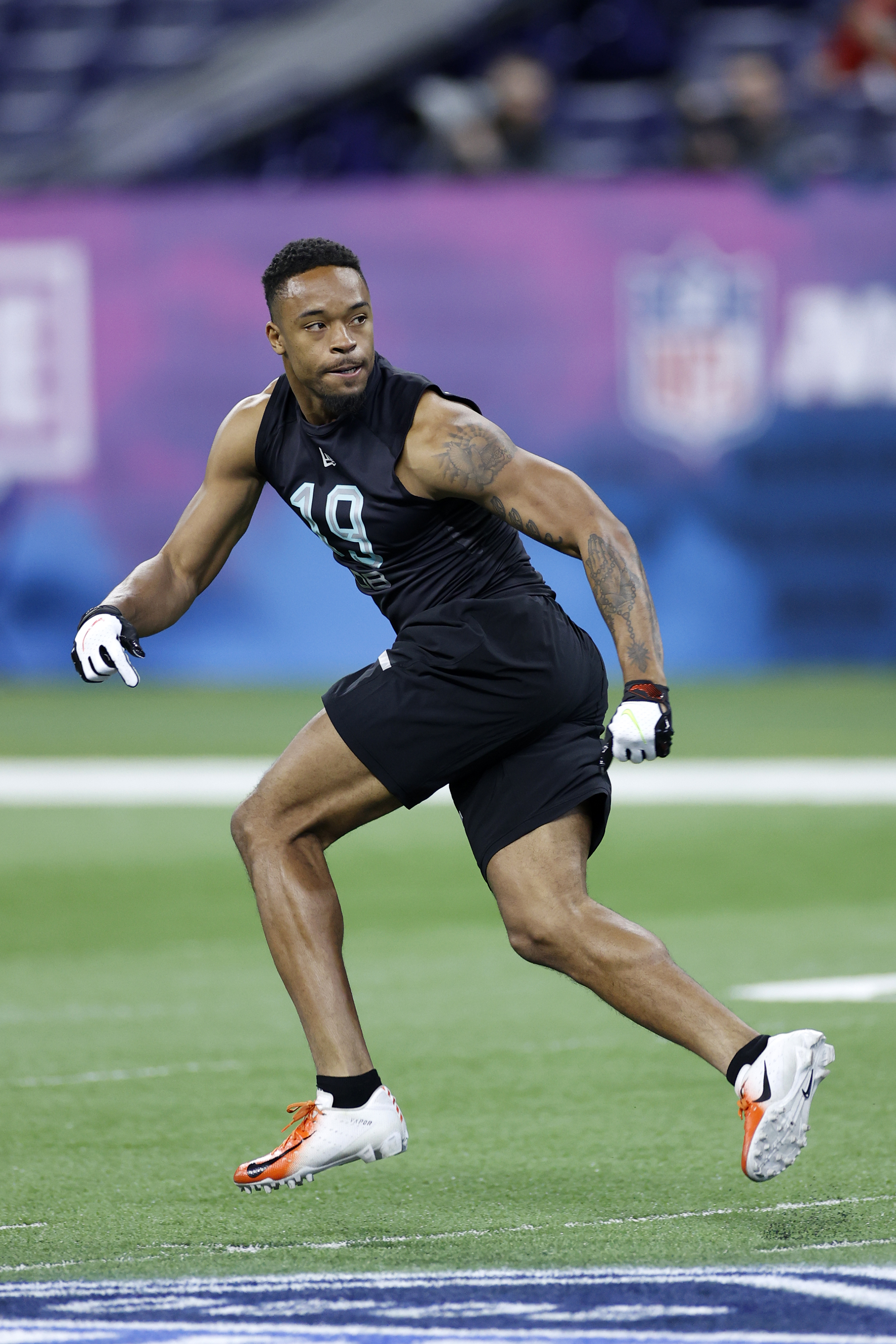 NFL Combine - Day 6