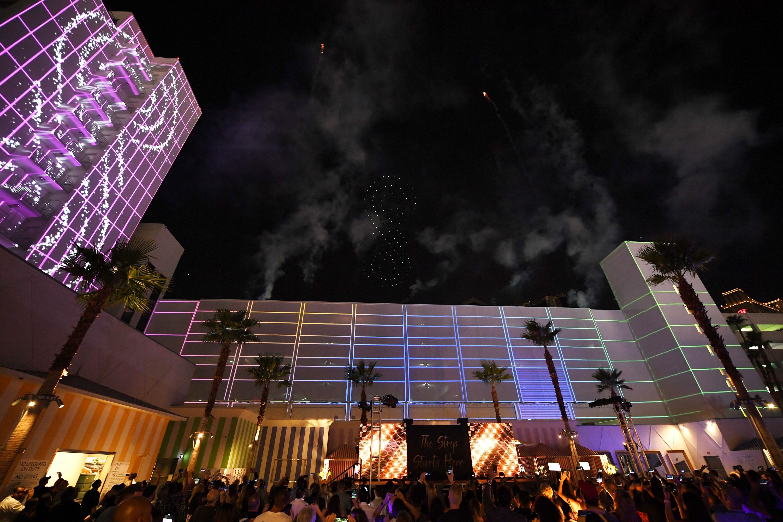 Iconic Strip Resort Unveils New Name: SAHARA Las Vegas