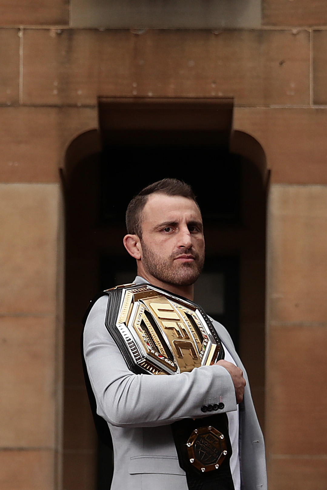 Alex Volkanovski Media Opportunity
