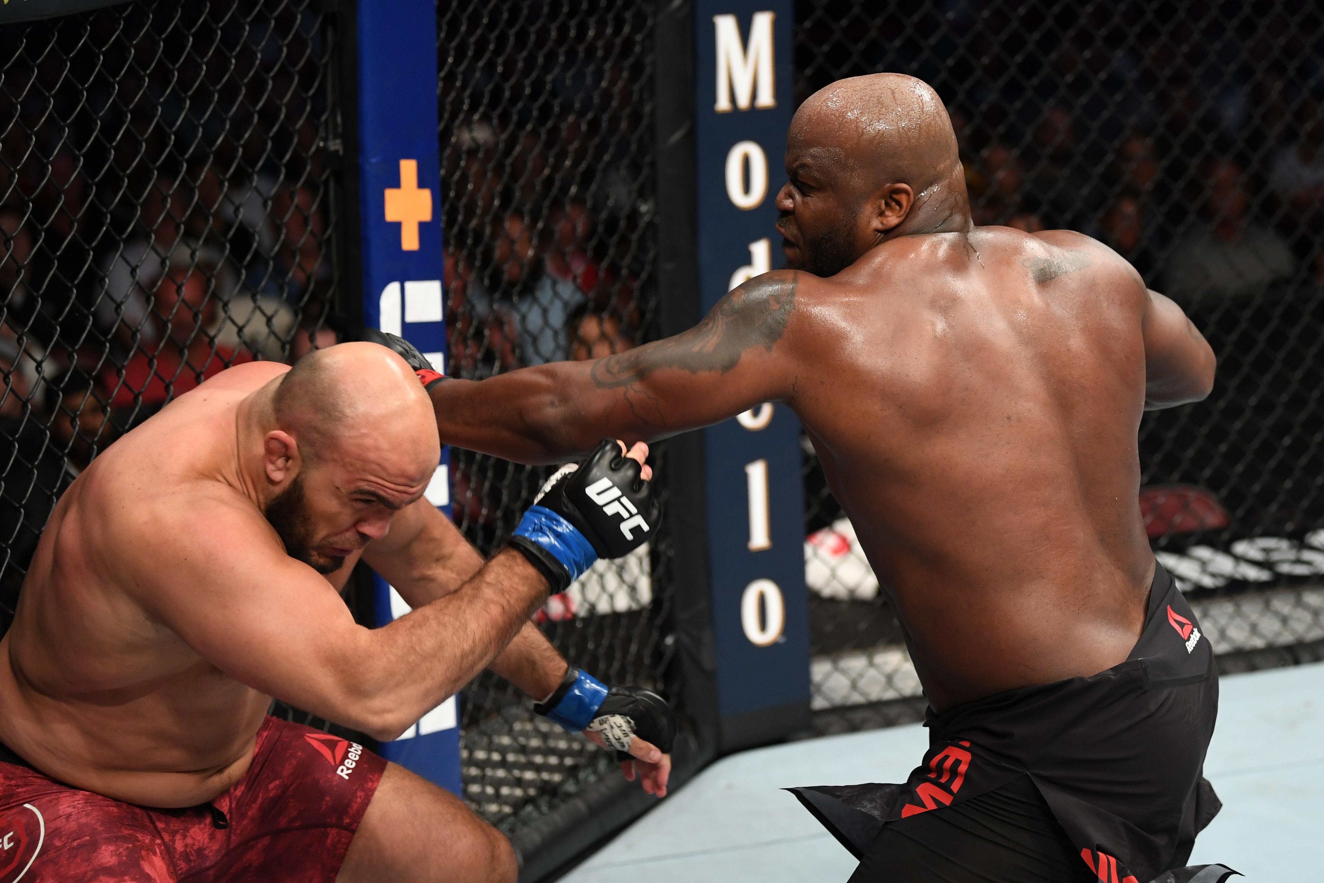 UFC 247: Lewis v Latifi