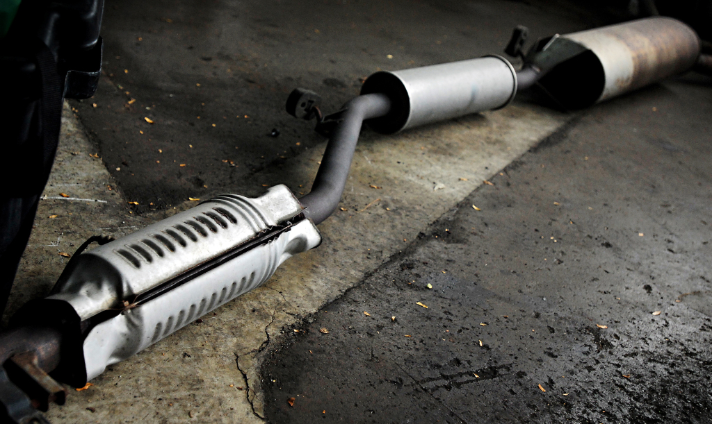 Three catalytic converters were stolen between Aug. 3 and Aug. 4, 2020, in West Ridge and Rogers Park.