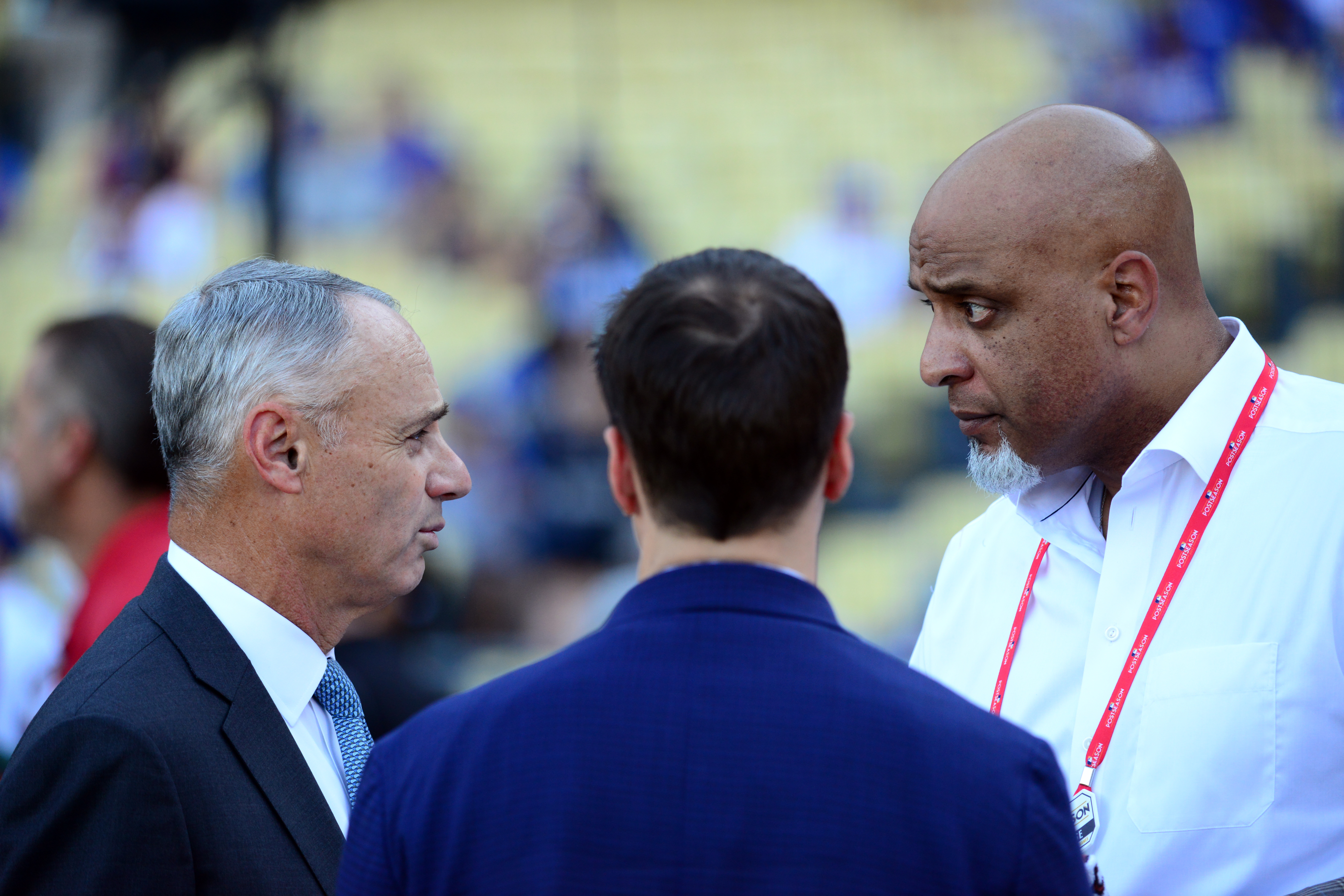 2017 Major League Baseball World Series Game Two: Houston Astros v. Los Angeles Dodgers