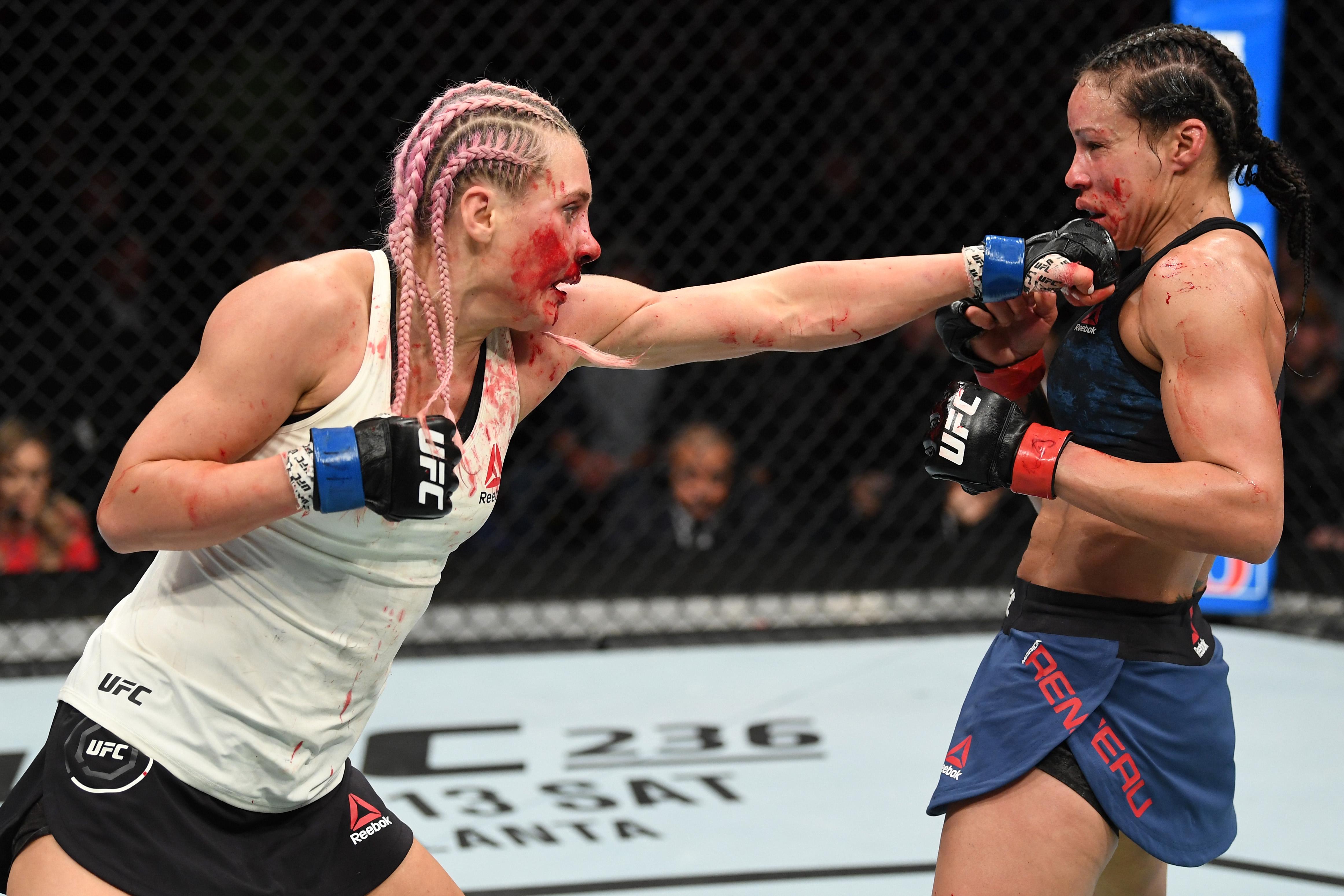 UFC Fight Night: Reneau v Kunitskaya