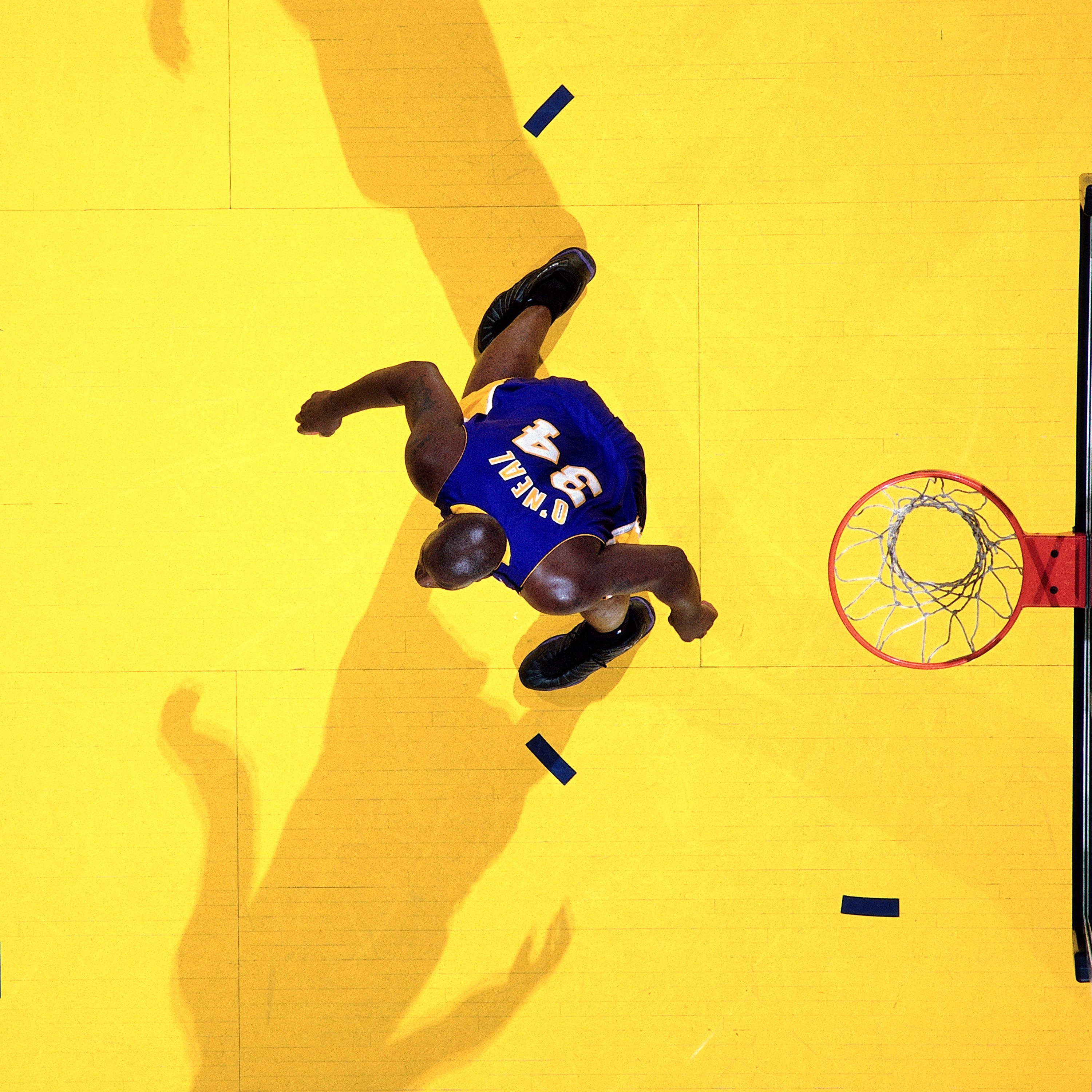 2000 NBA Finals Game 5: Los Angeles Lakers vs. Indiana Pacers
