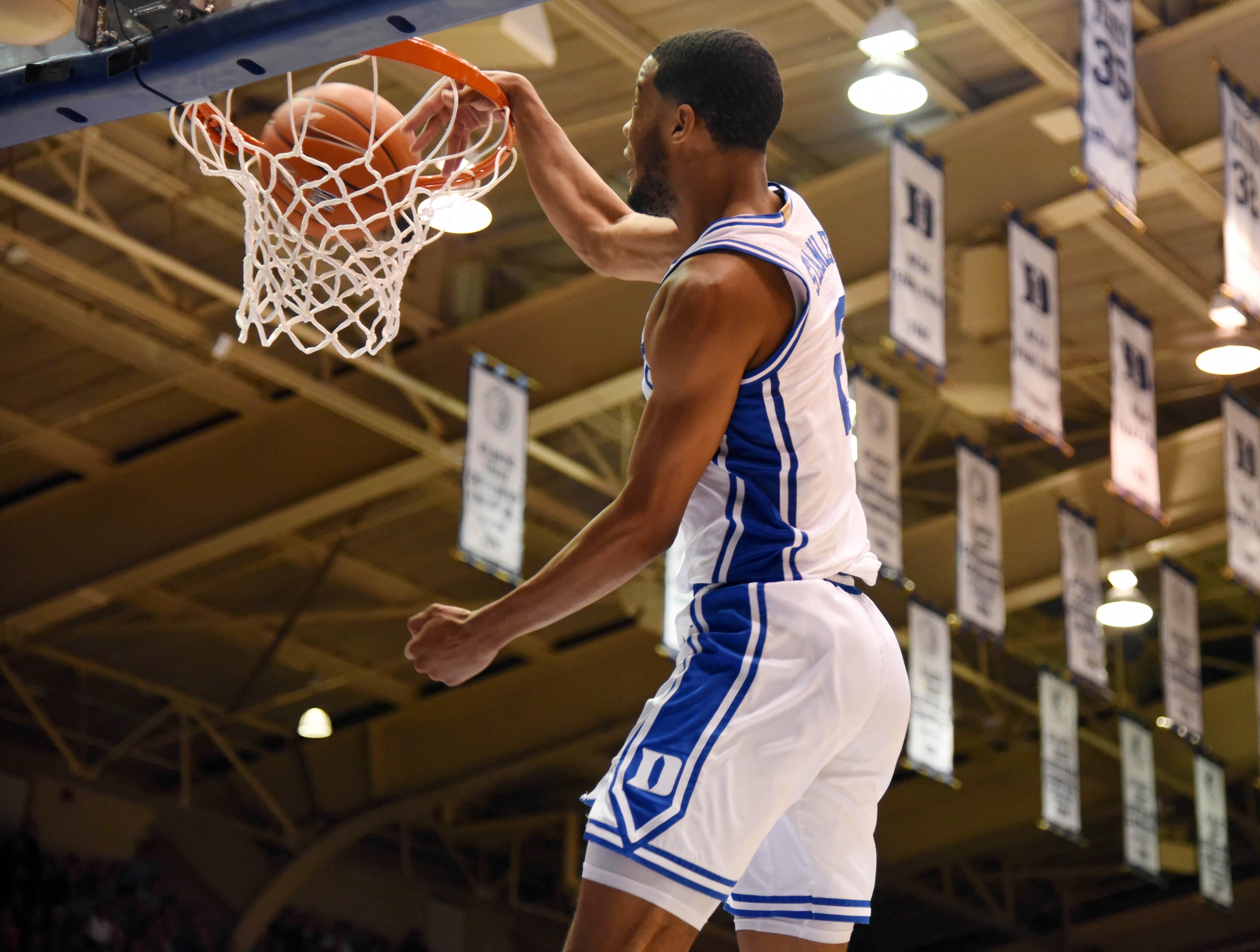 NCAA Basketball: N.C. State at Duke