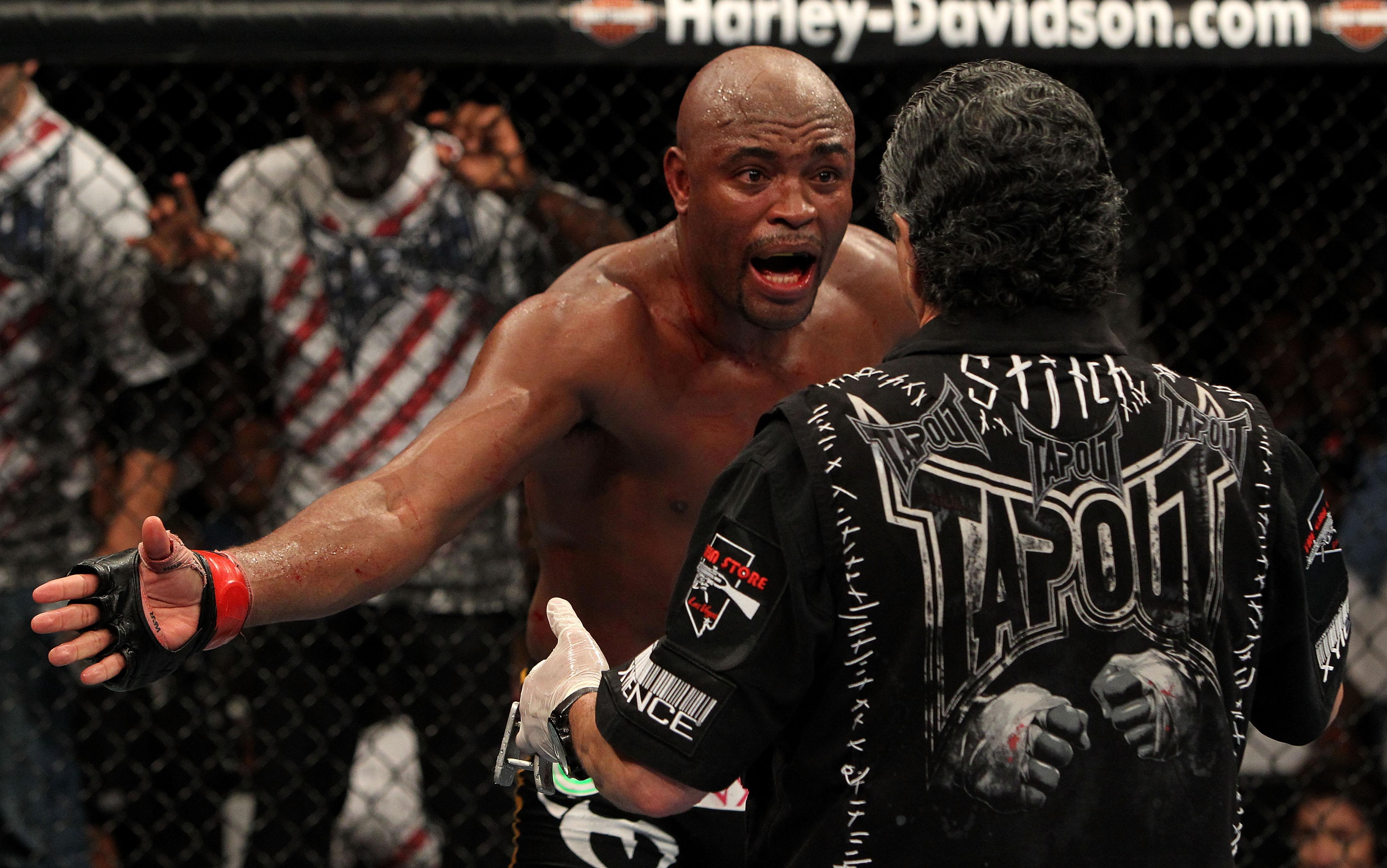 UFC 117:安德森Silva v Chael Sonnen