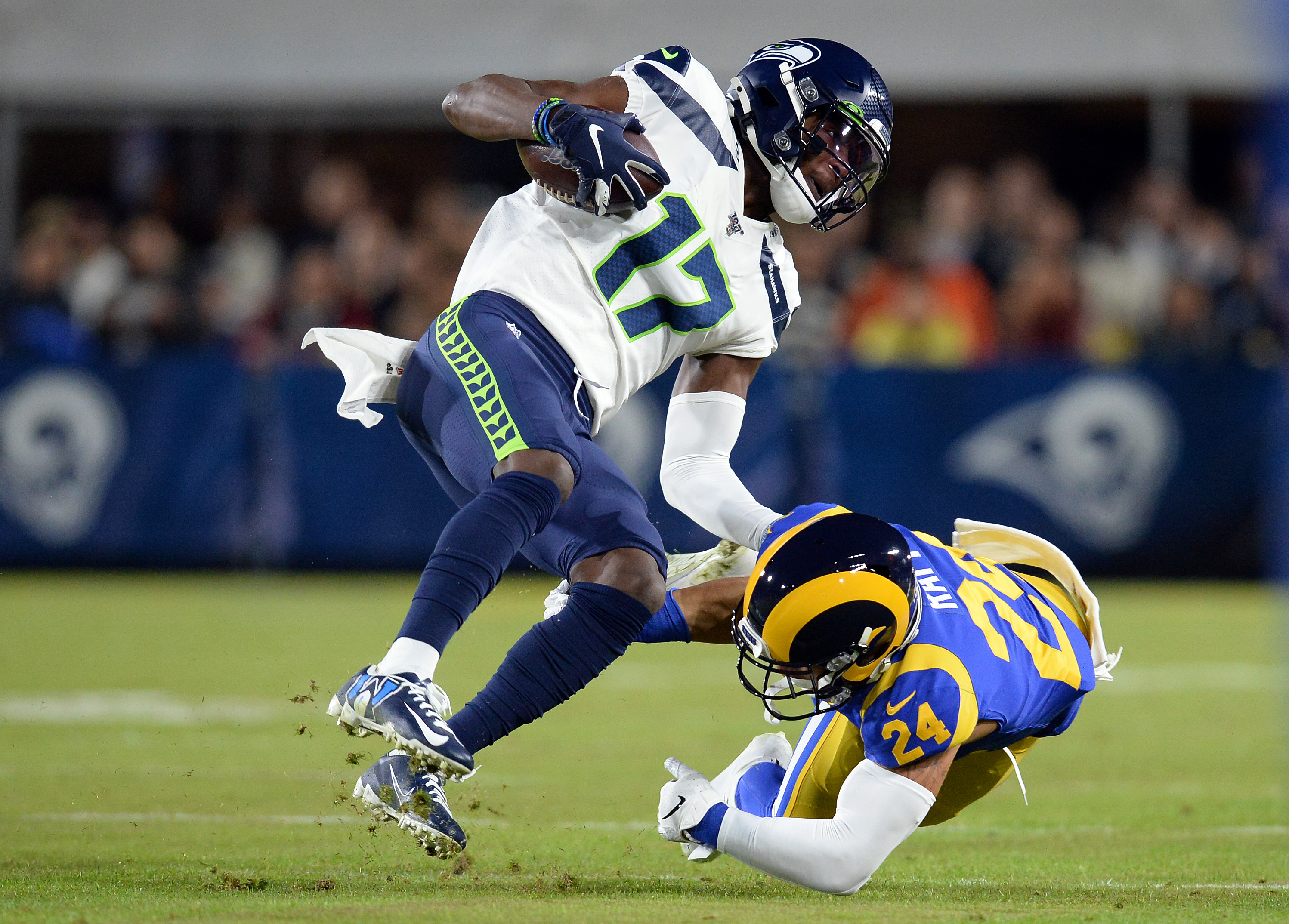 NFL: Seattle Seahawks at Los Angeles Rams