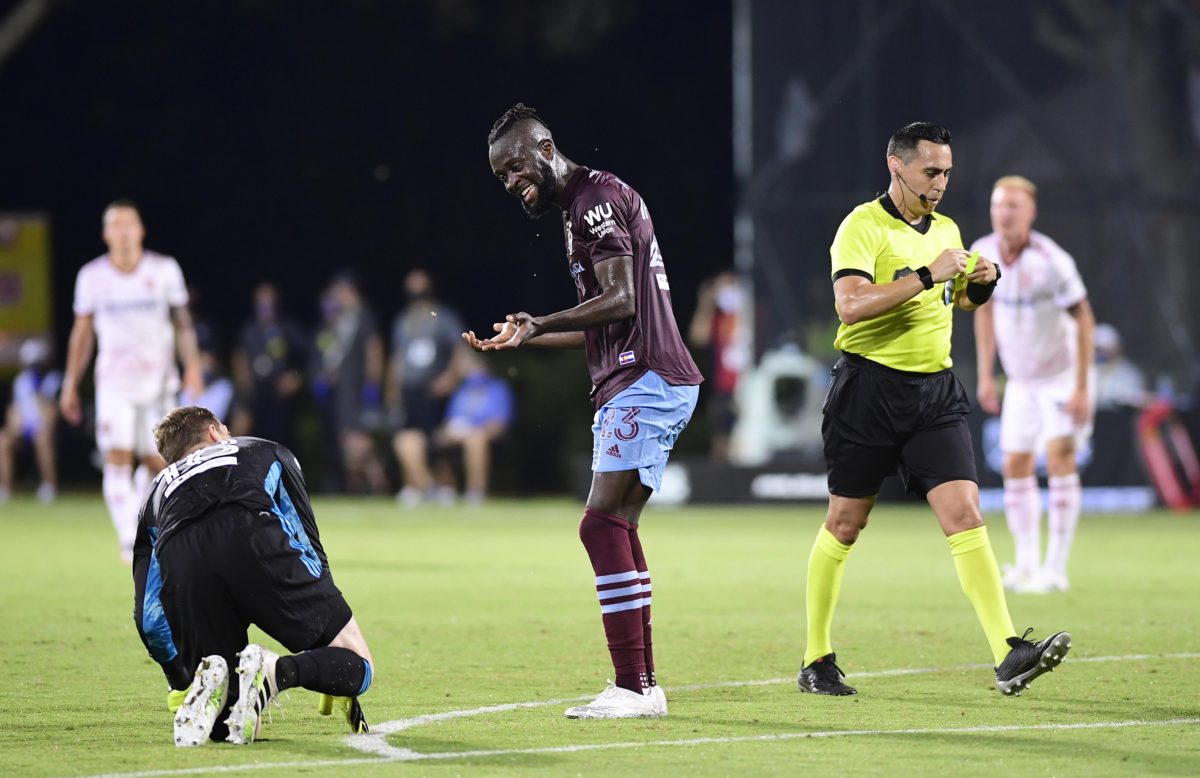 Real Salt Lake v Colorado Rapids - MLS Is Back Tournament
