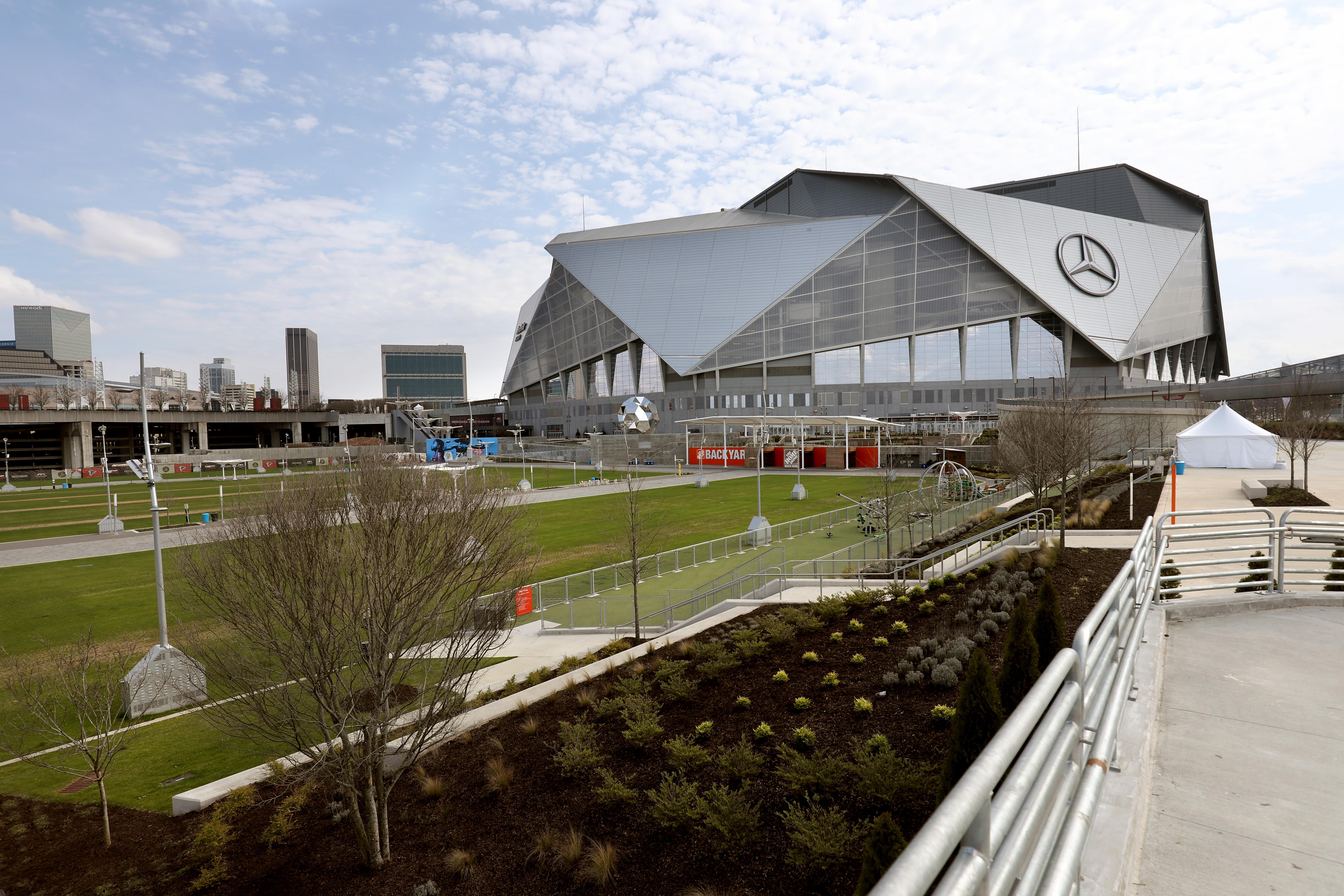 MLS: Sporting Kansas City at Atlanta United FC