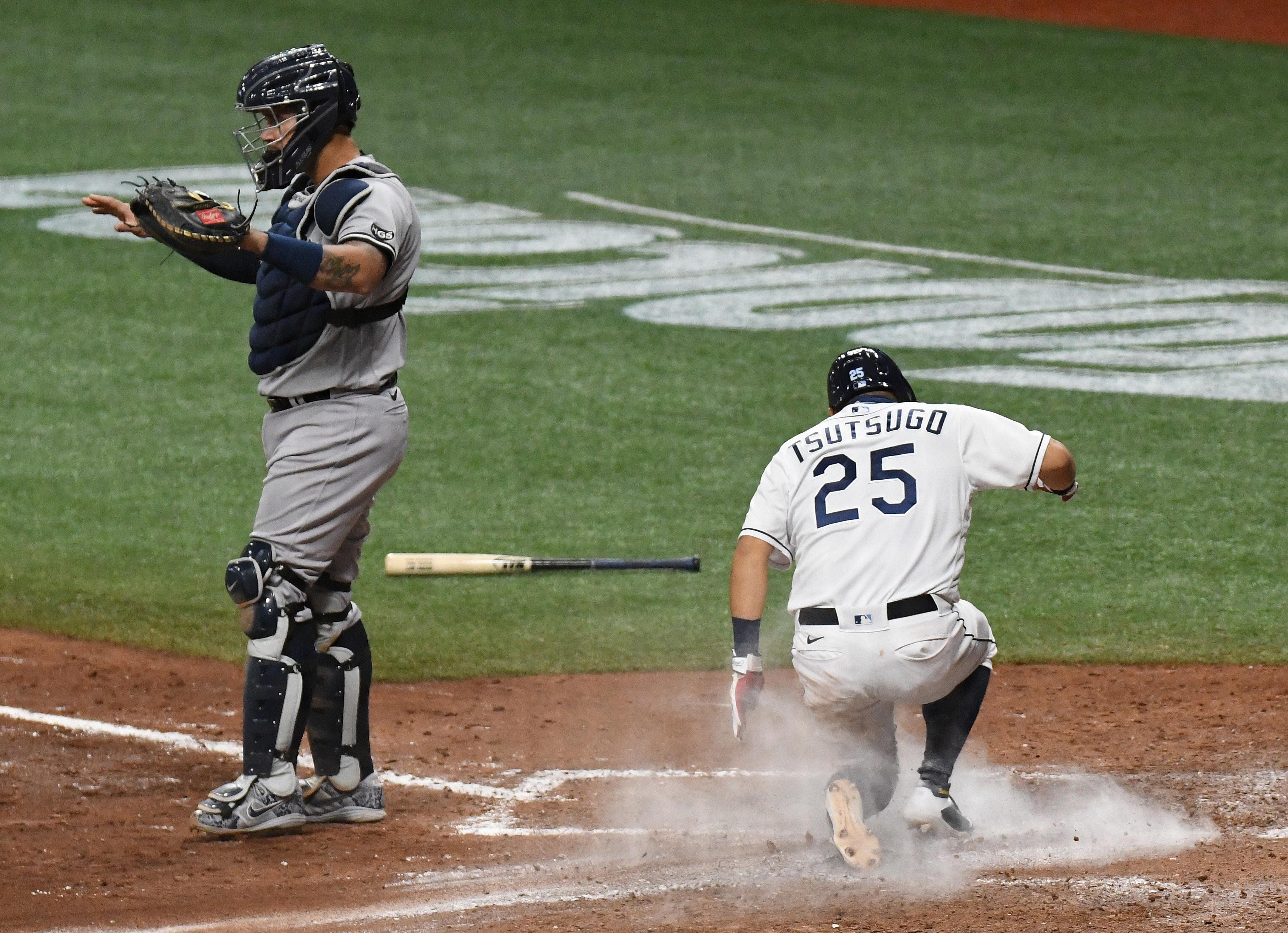 MLB: New York Yankees at Tampa Bay Rays