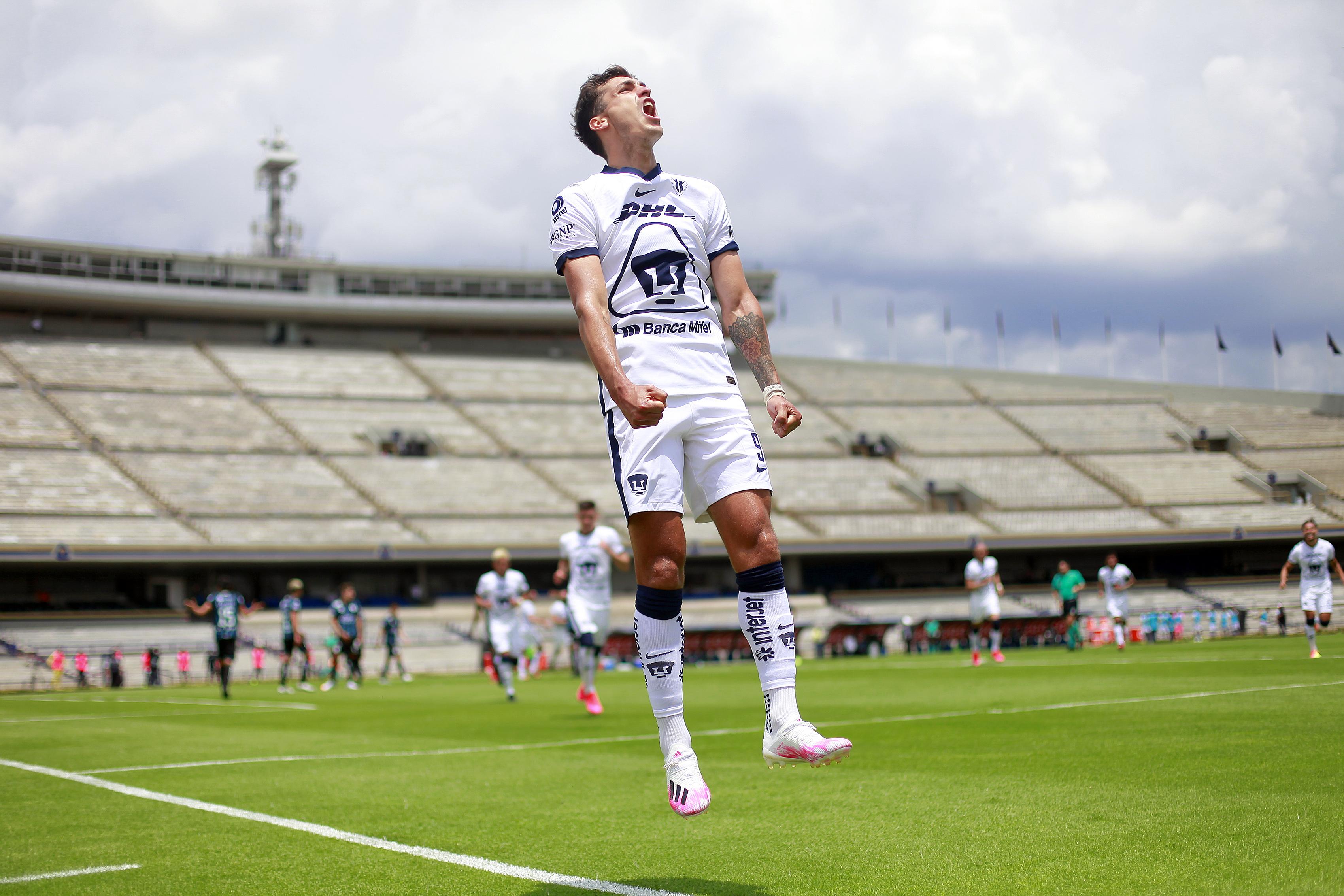 Pumas UNAM v Queretaro - Torneo Guard1anes 2020 Liga MX