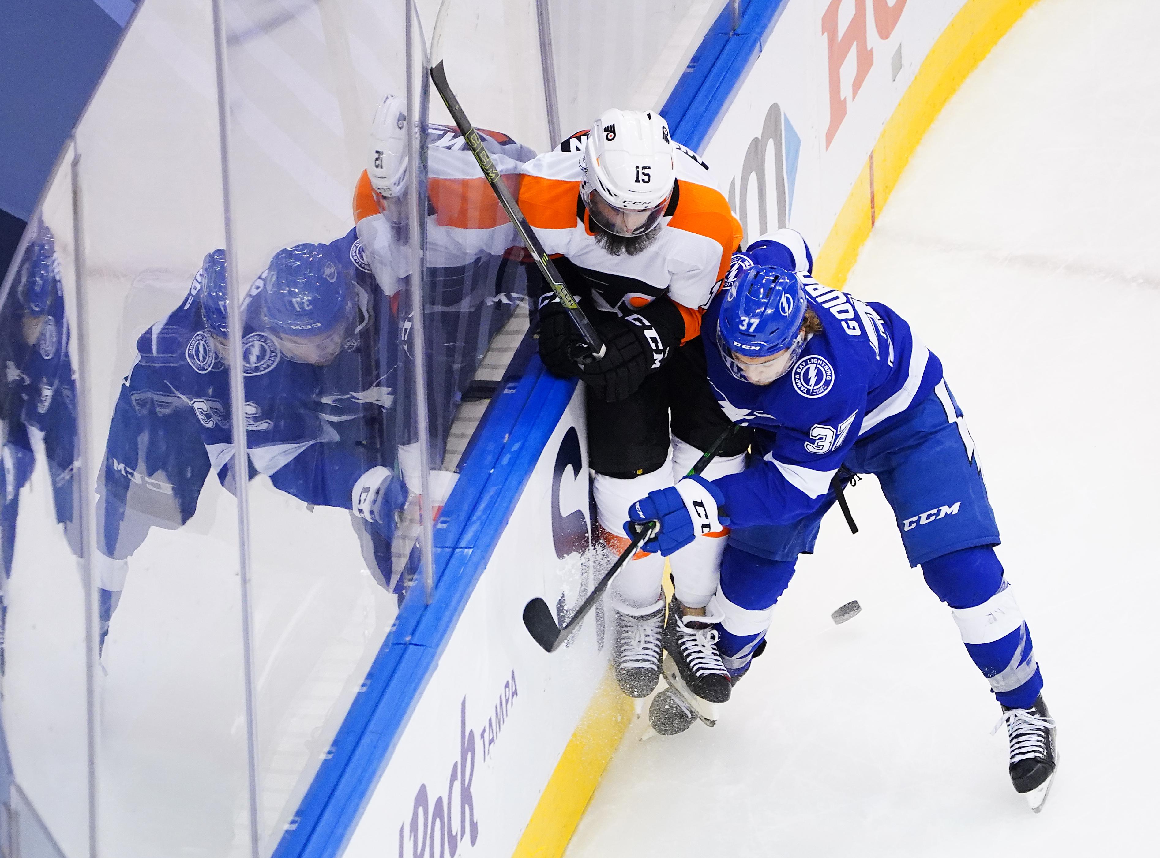 Philadelphia Flyers v Tampa Bay Lightning