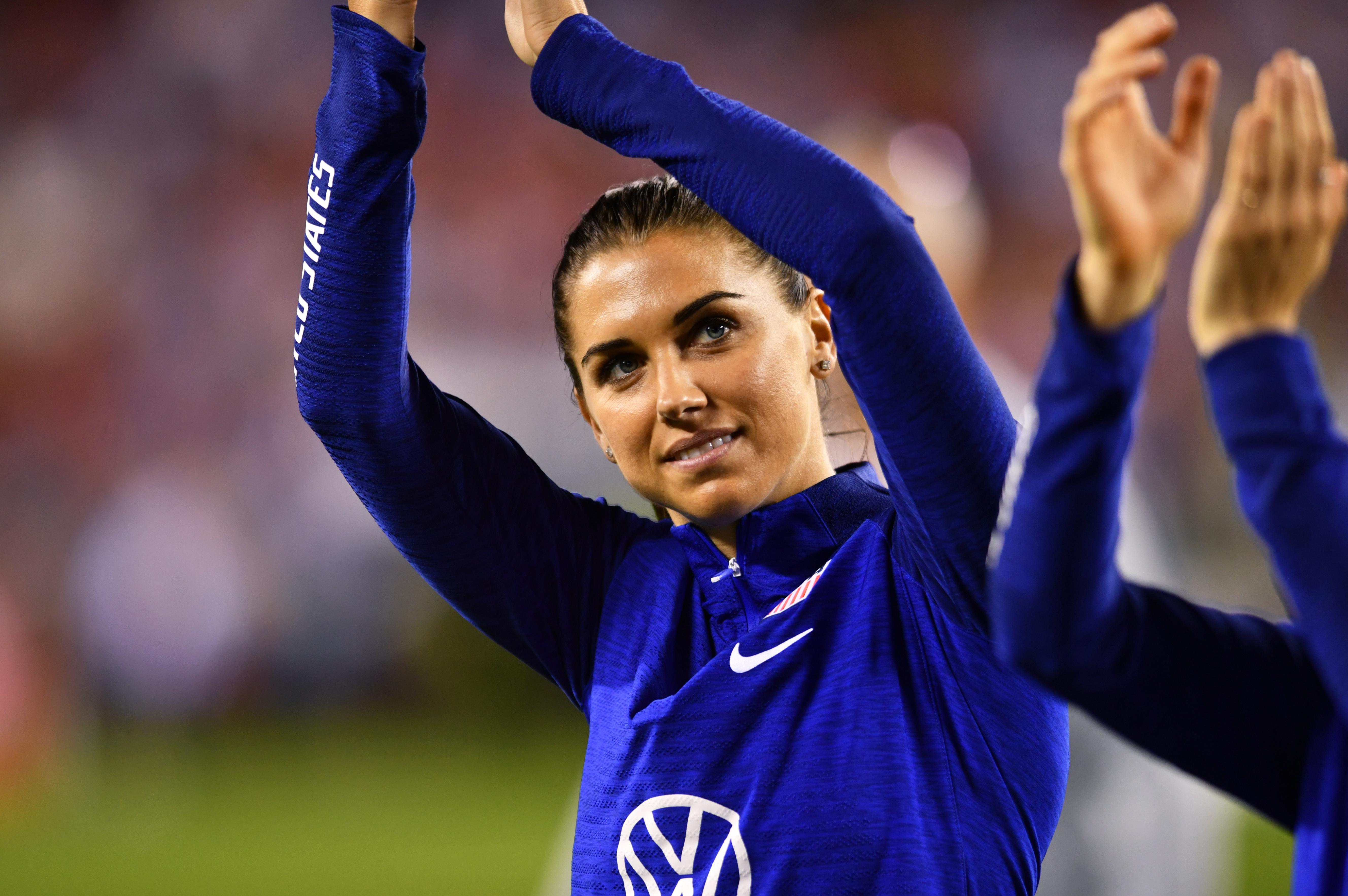 SOCCER: AUG 29 Women's - Portugal v USA