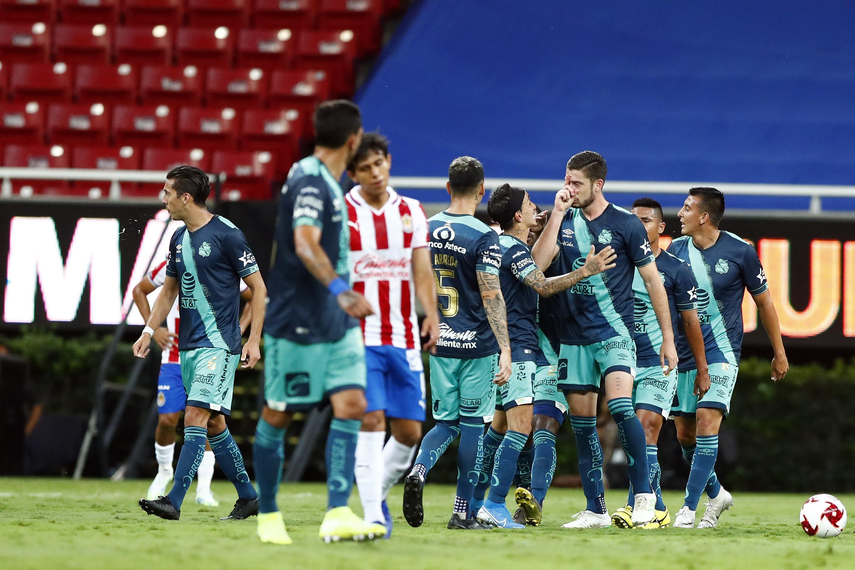 Chivas v Puebla - Torneo Guard1anes 2020 Liga MX