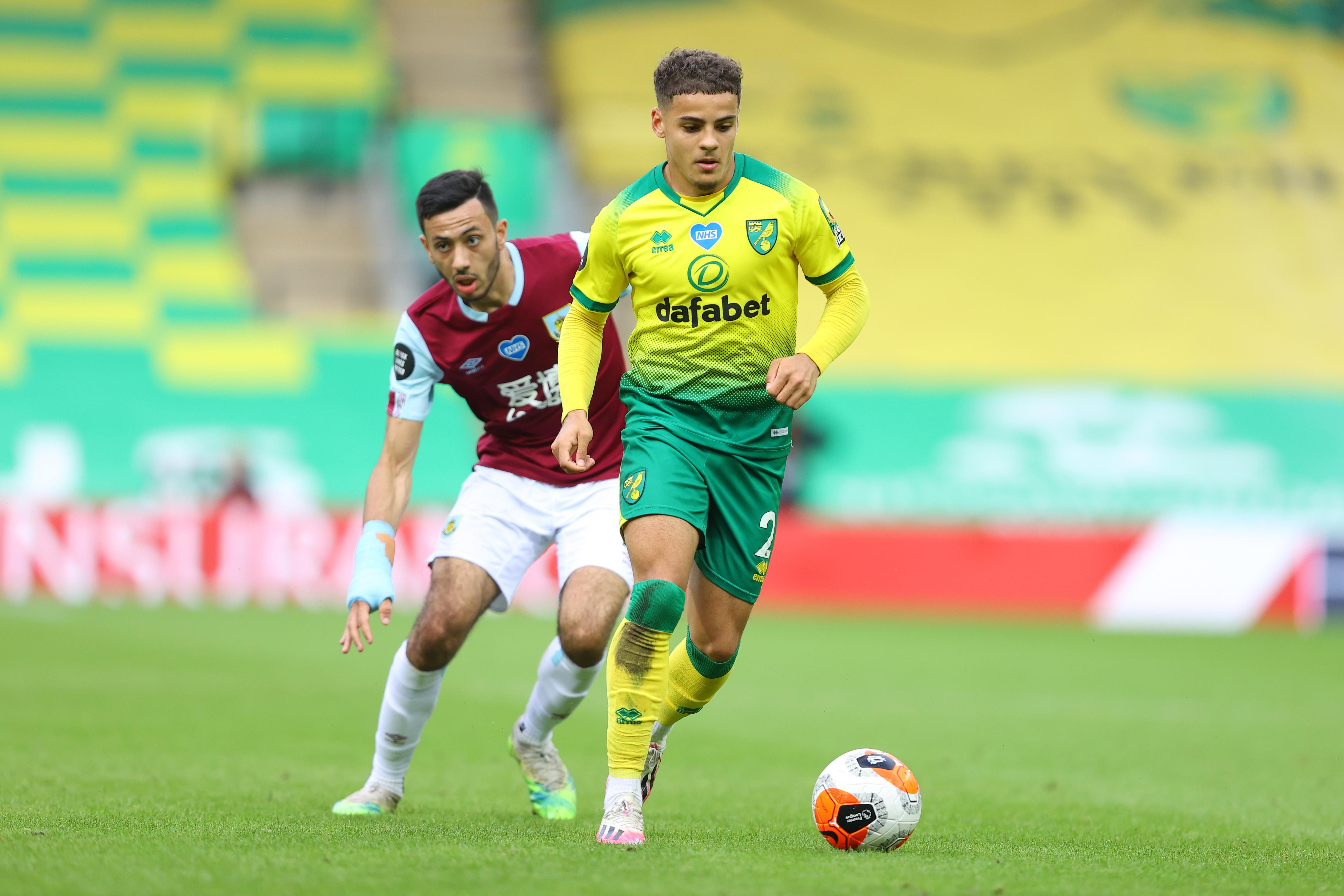 Norwich City v Burnley FC - Premier League