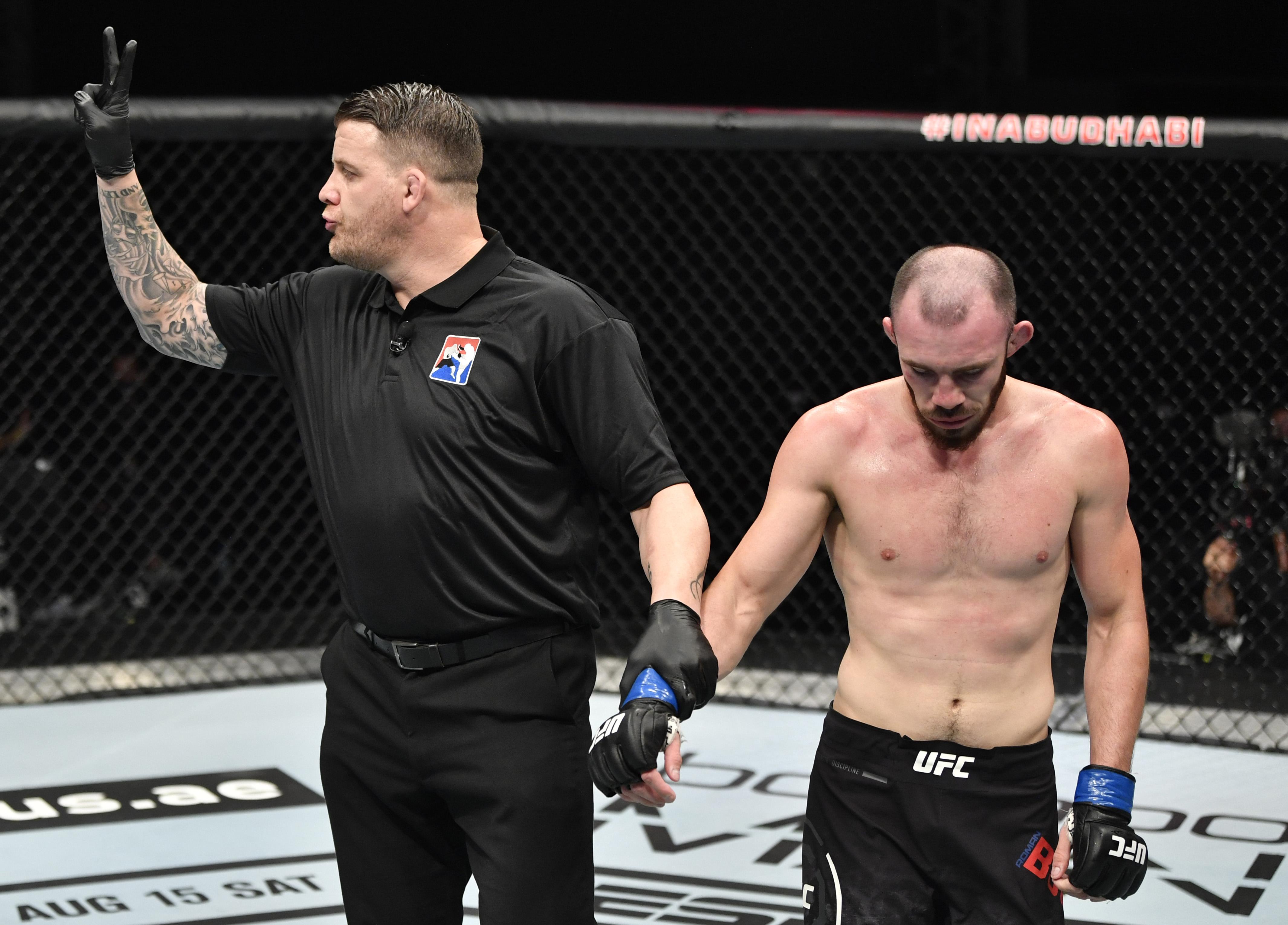 UFC 251: Santos v Bogatov