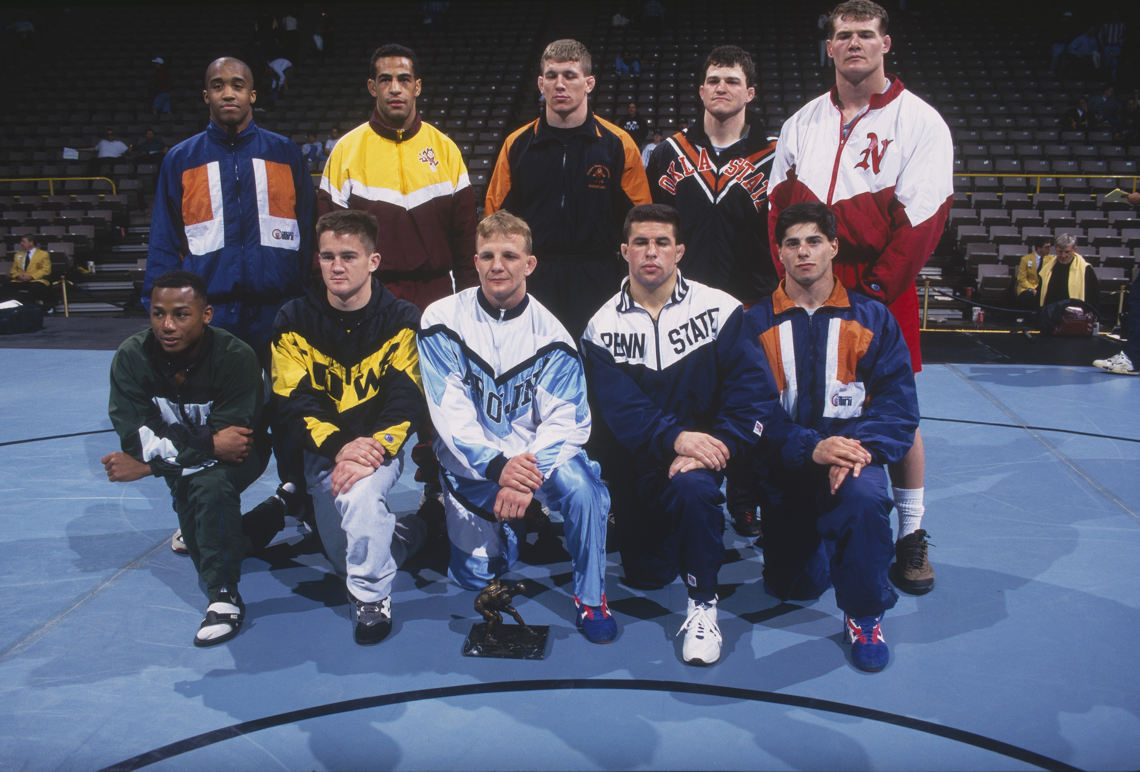1995 NCAA Division 1 Wrestling Championships