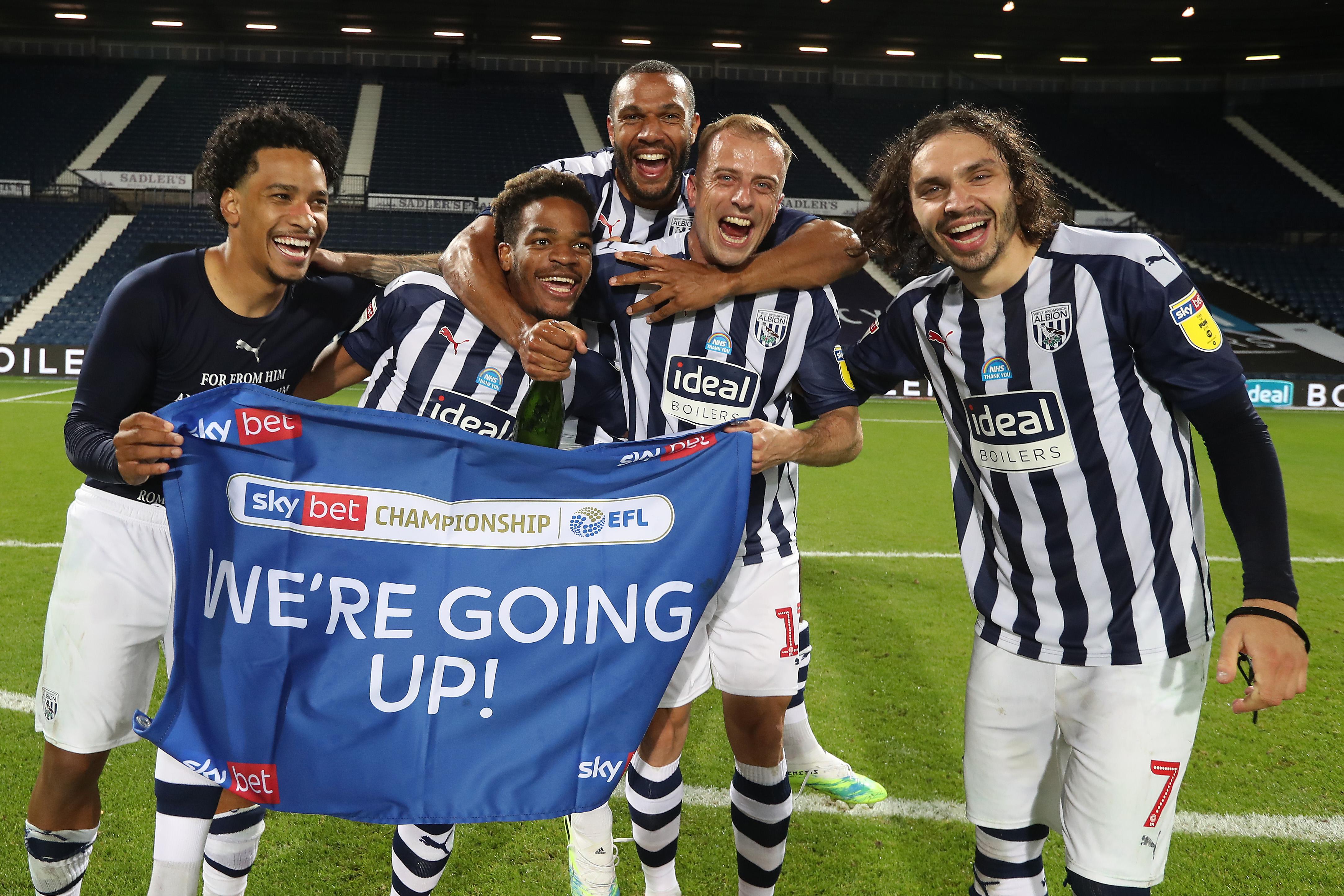 West Bromwich Albion v Queens Park Rangers - Sky Bet Championship