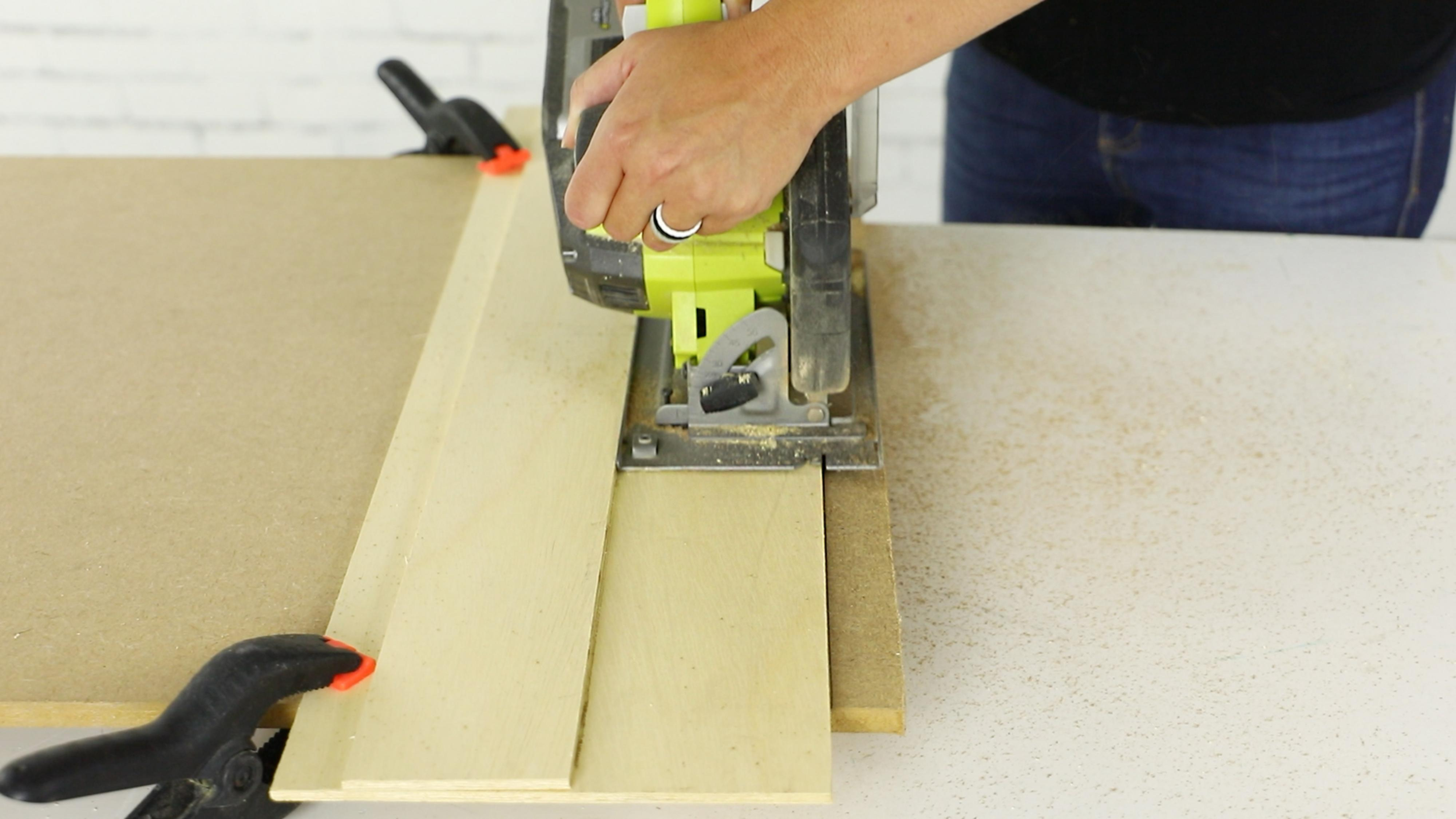 circular saw guides, House One
