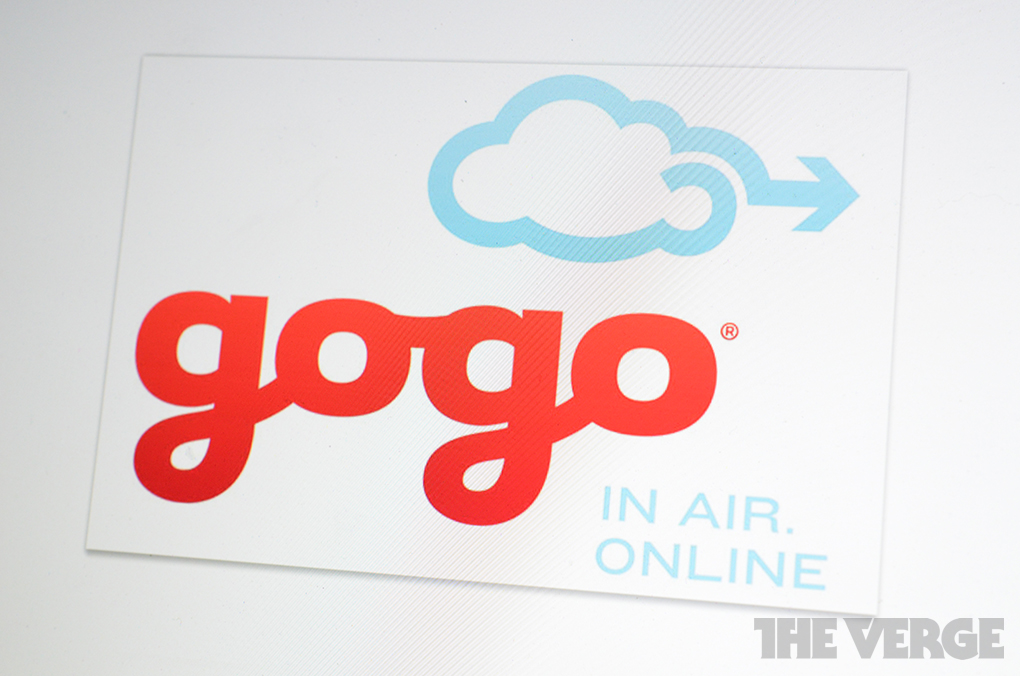 GoGo In-flight Wi-FI logo (STOCK)