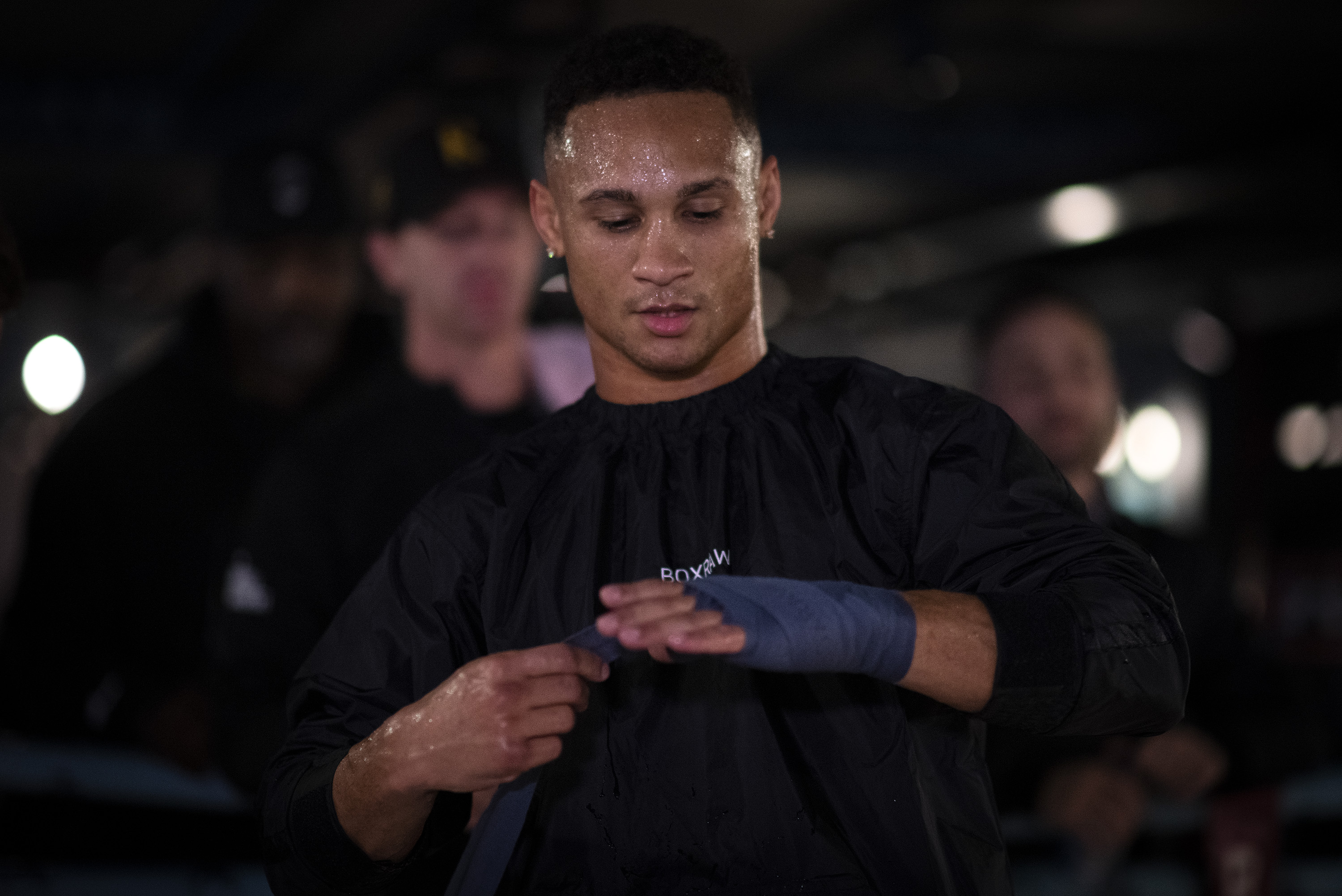 Regis Prograis Media Workout
