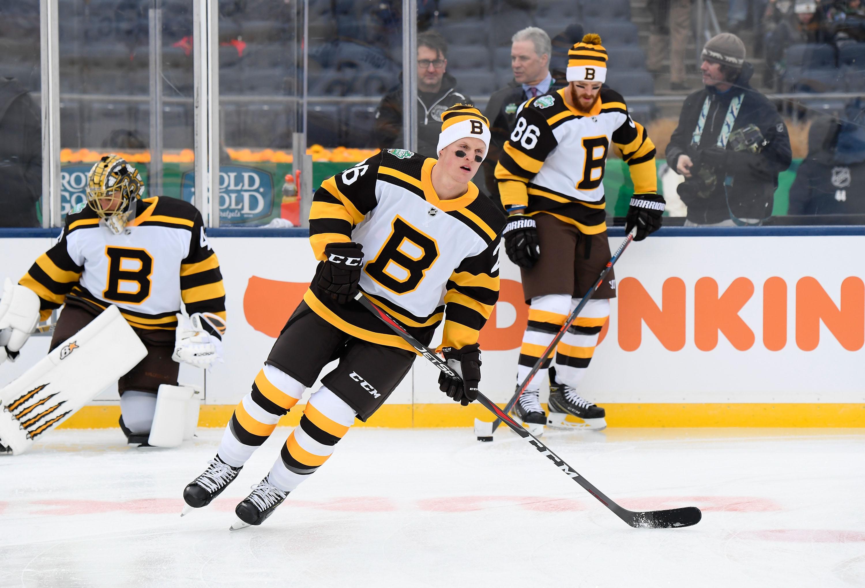 2019 Bridgestone NHL Winter Classic - Boston Bruins v Chicago Blackhawks