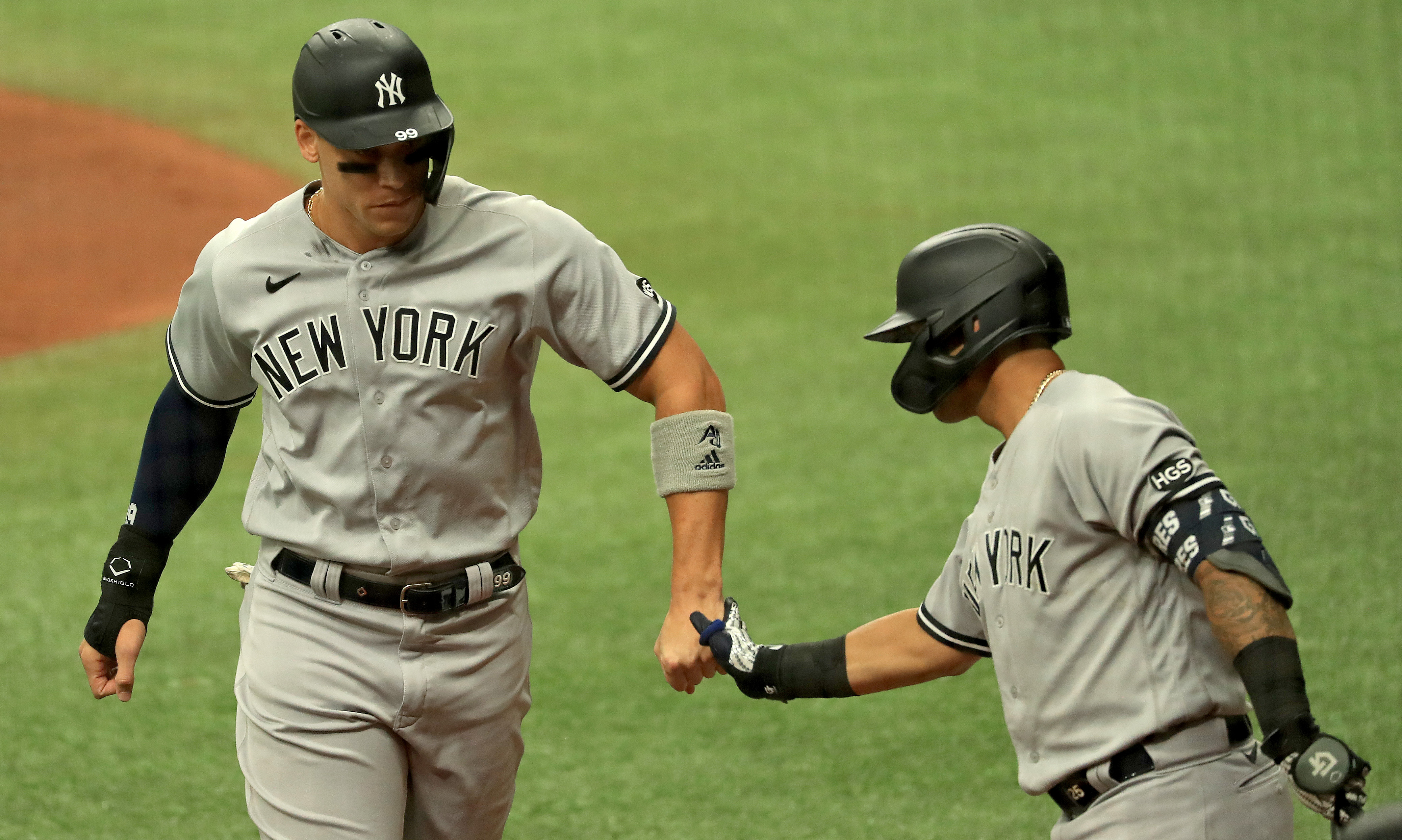 New York Yankees v Tampa Bay Rays - Game One