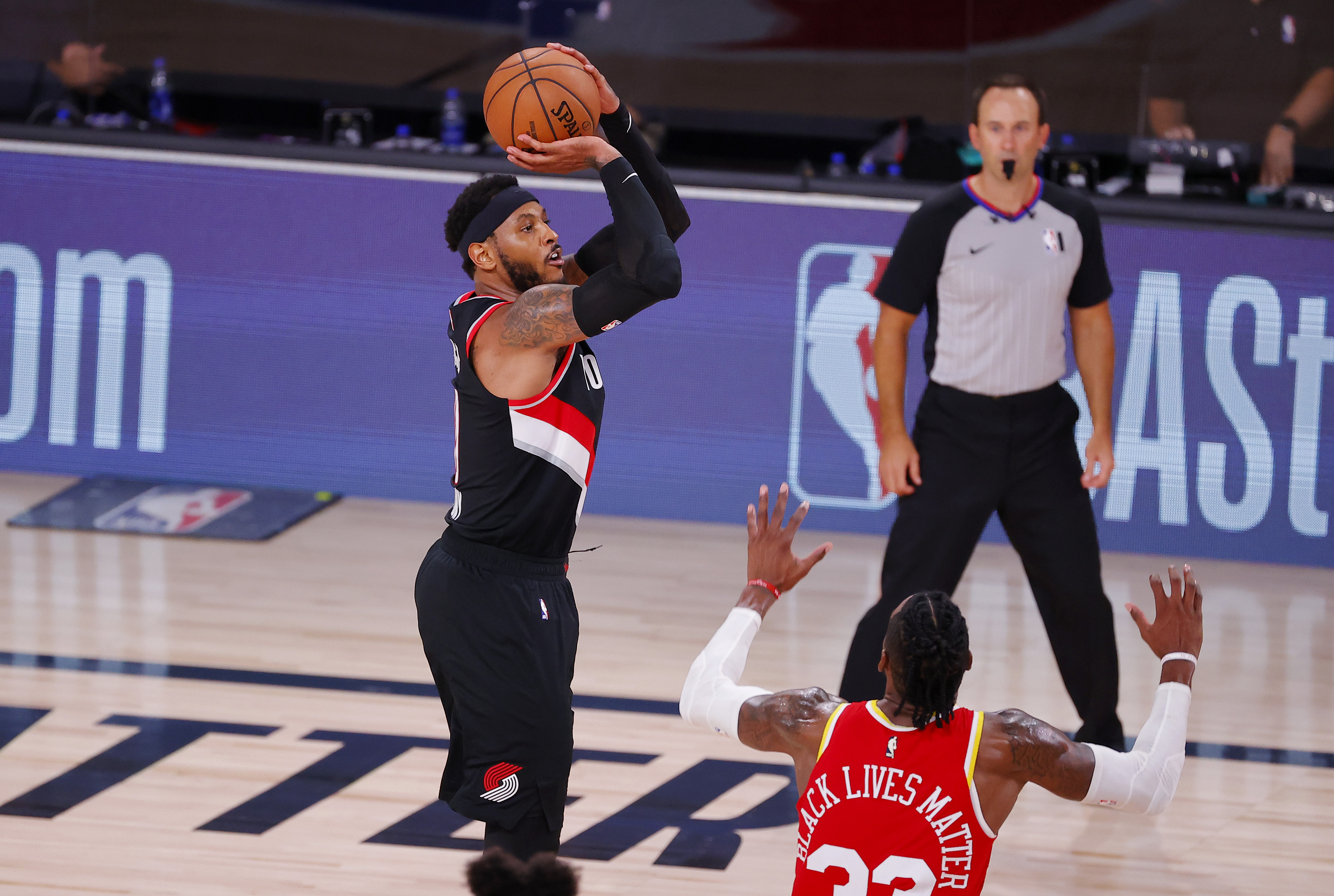 NBA: Houston Rockets at Portland Trailblazers
