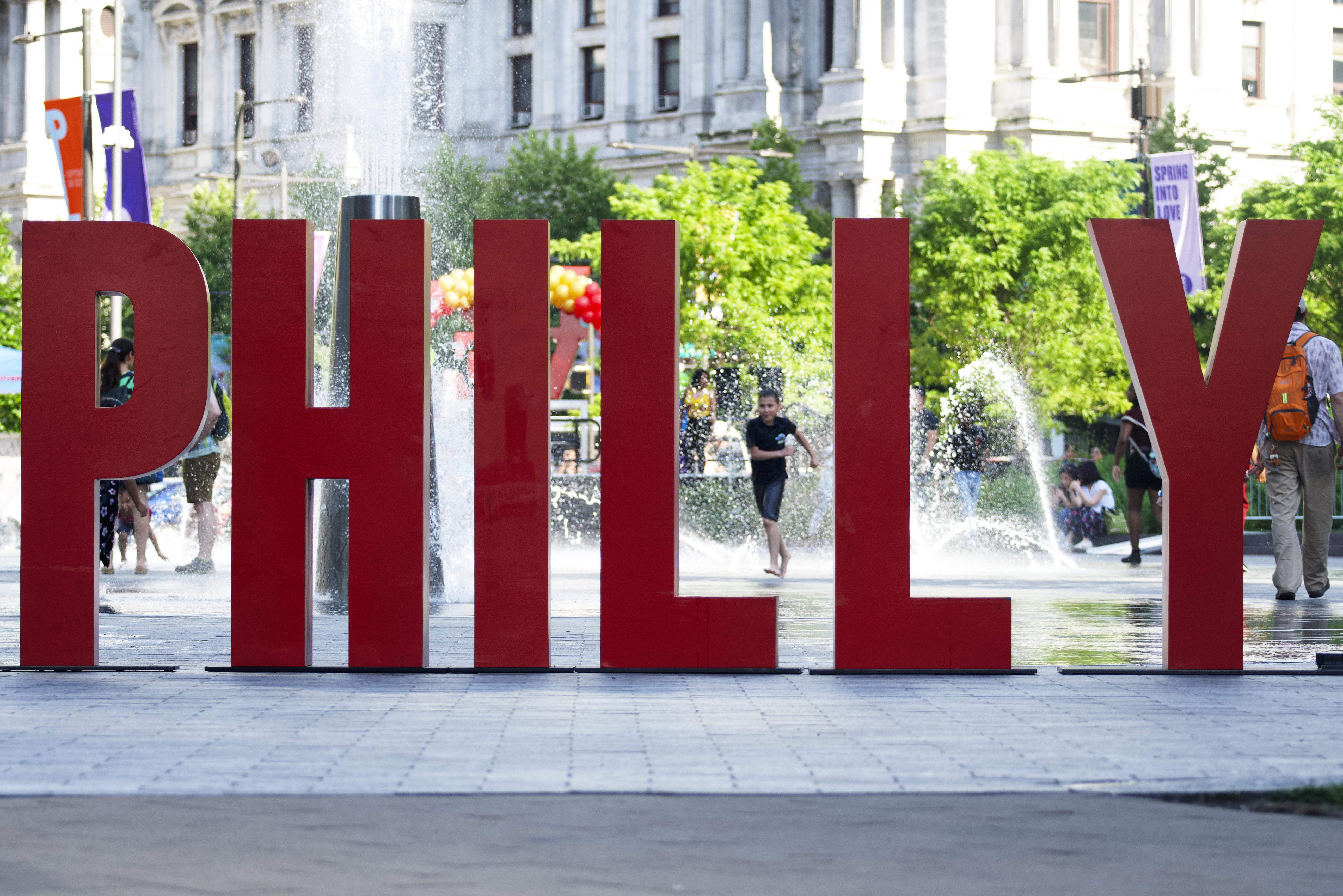Daily Life in Center City Philadelphia
